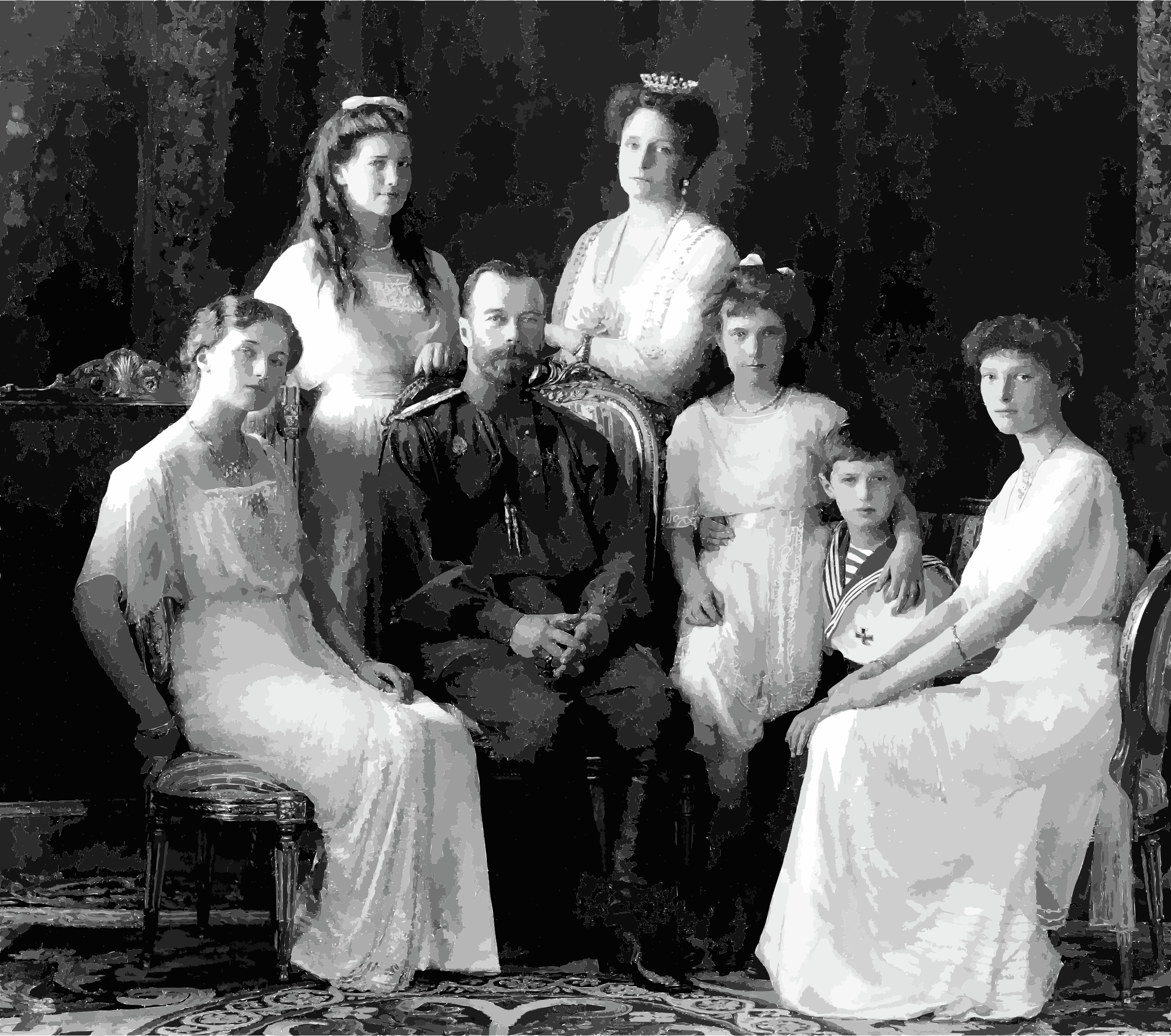 Russian Imperial Family 1911 by 5nbz3a+45jqtl07aorc