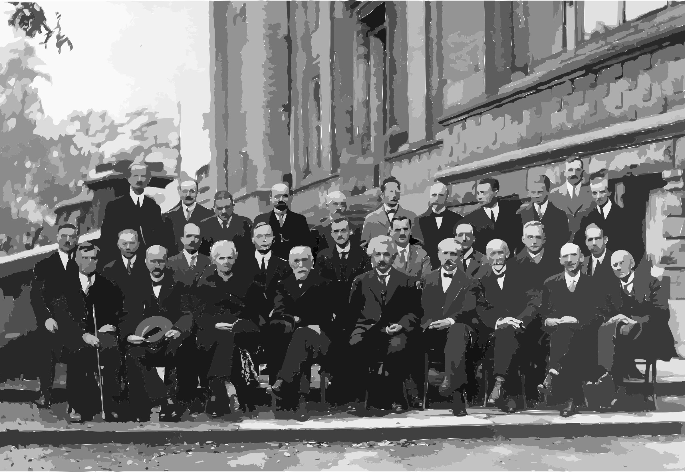 Solvay conference 1927 Version2 by 5ncrcv+exryzbsq0bgao
