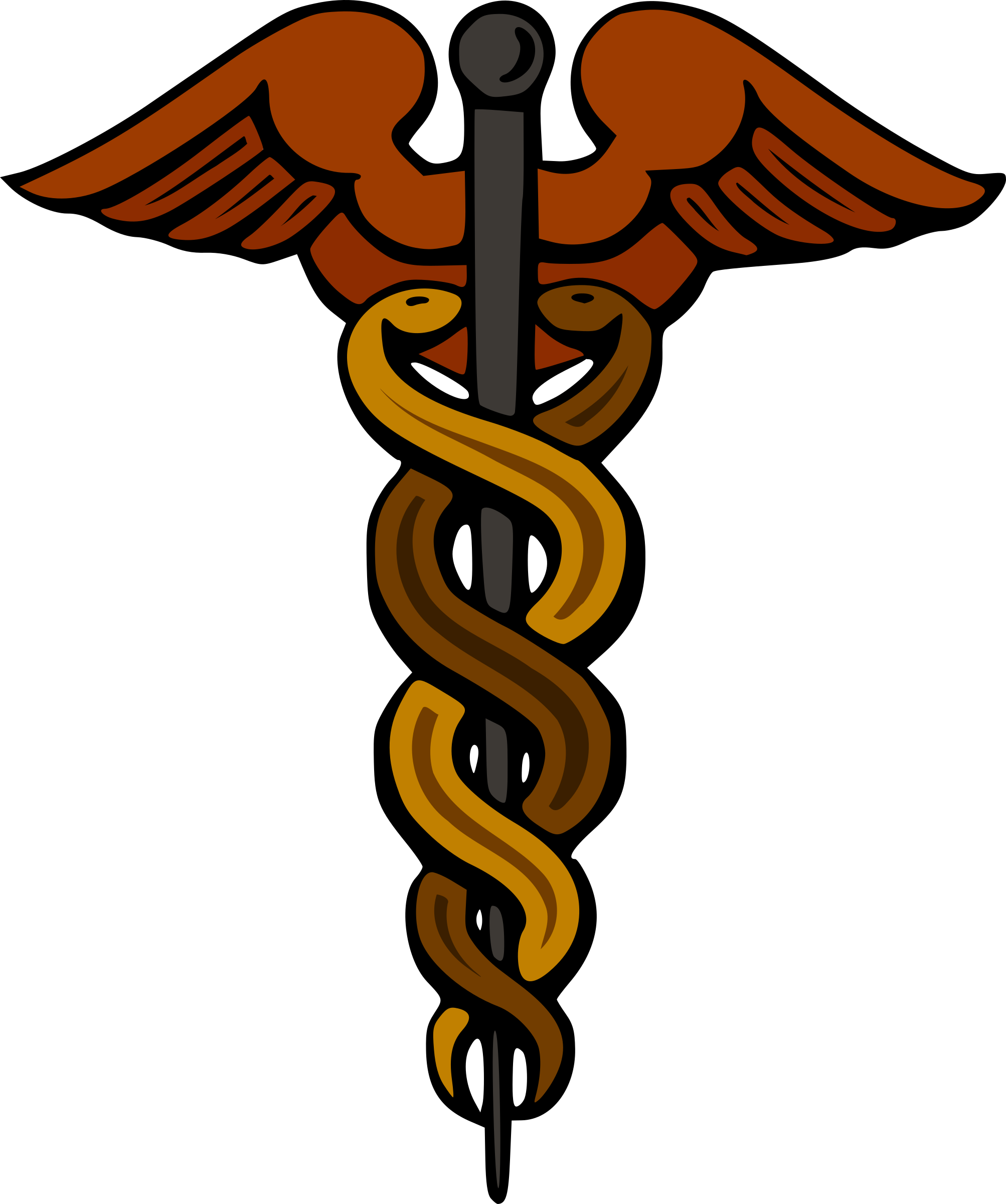 Caduceus 2 by Firkin