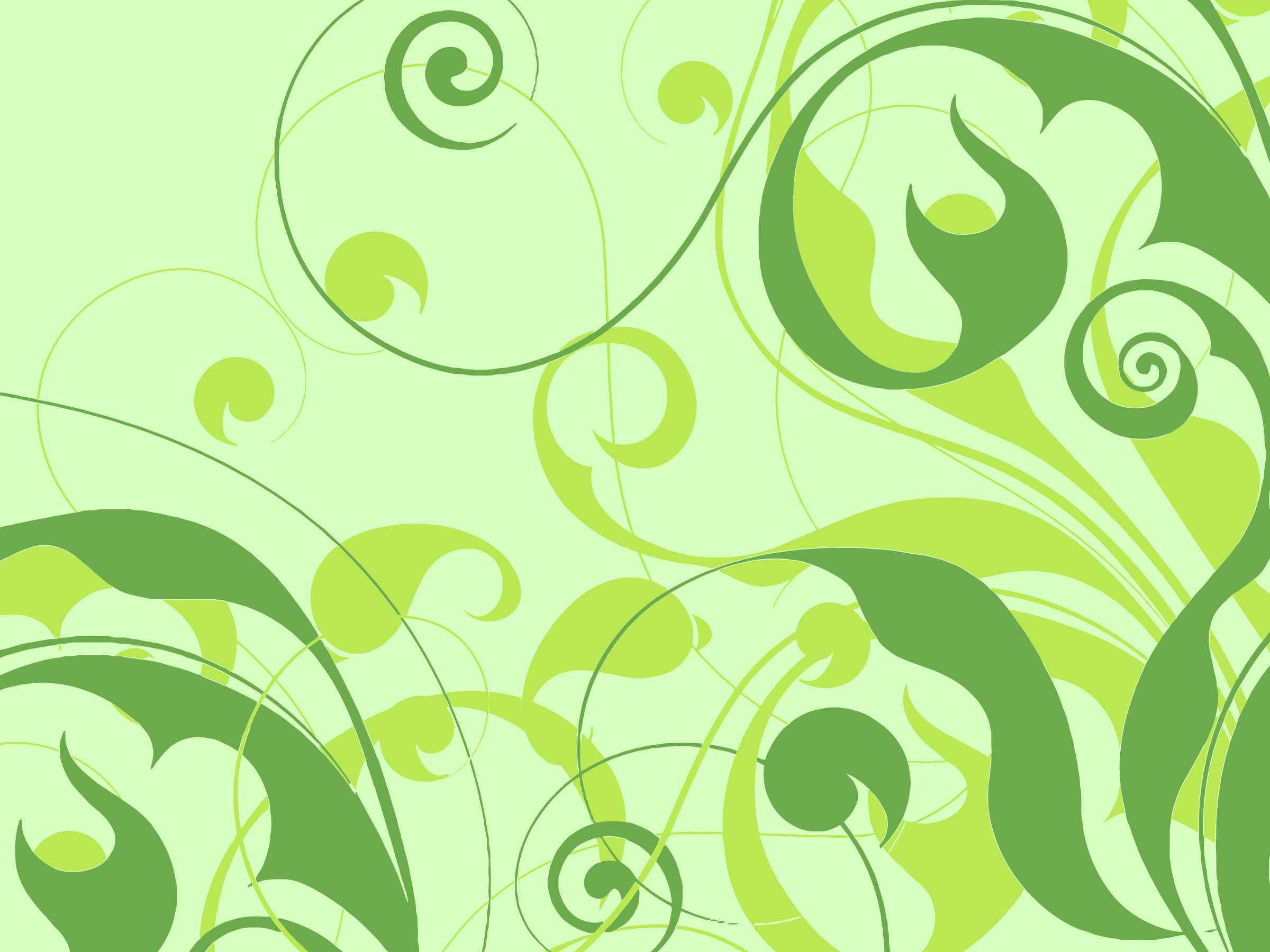 Flourish Background soft by skarmoutsosv