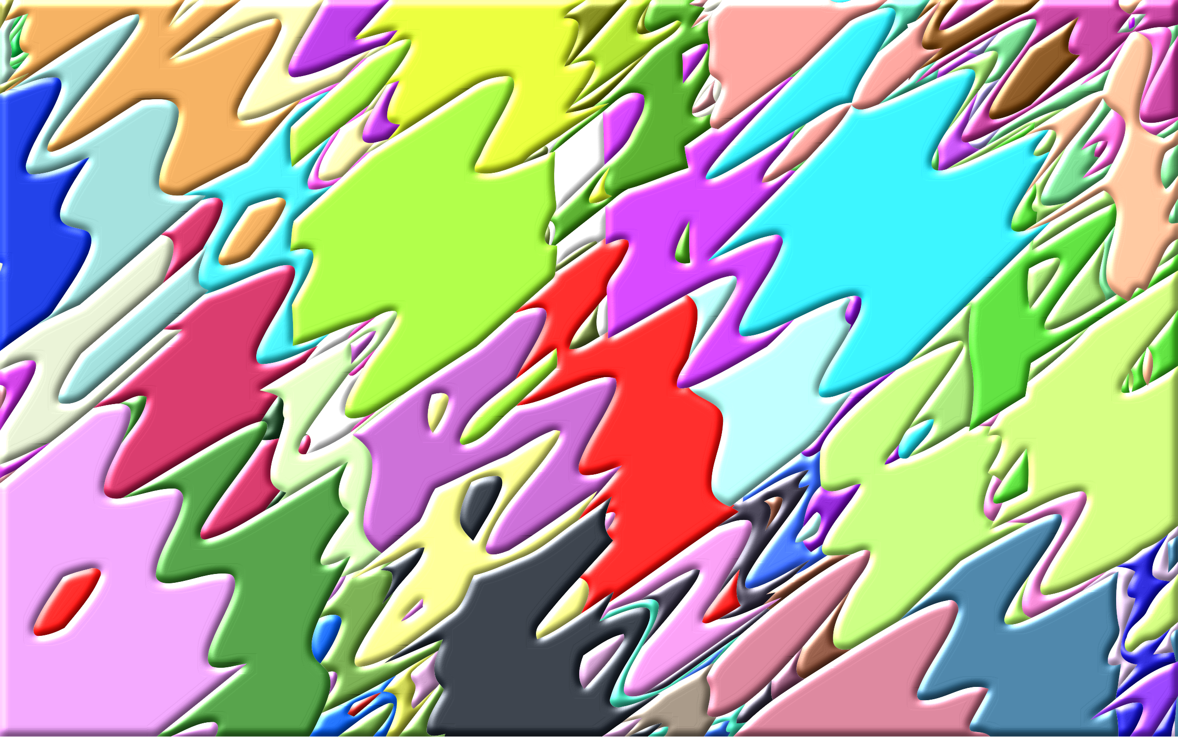 Random shapes background 2 by Firkin