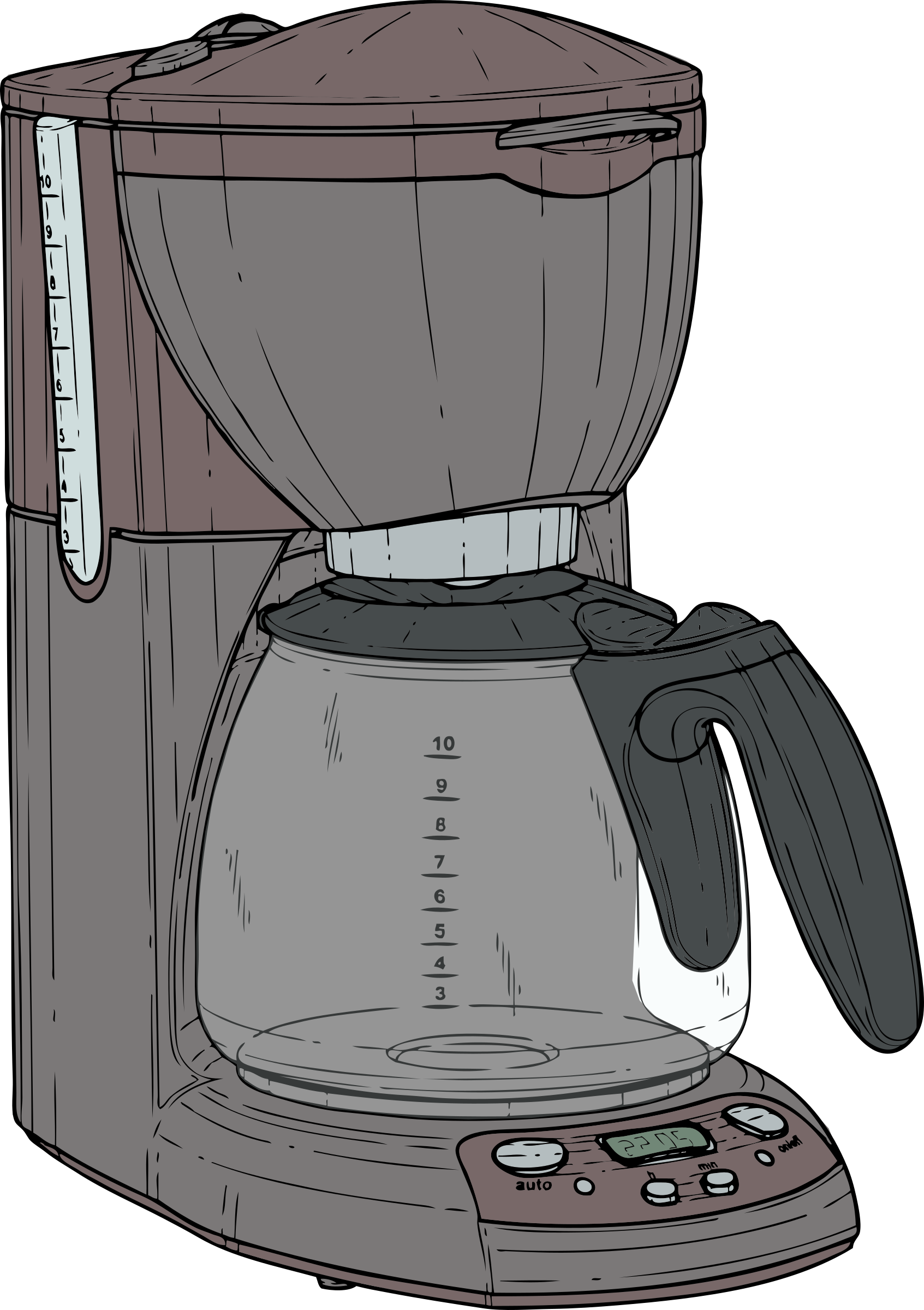 Coffee Maker Colour by j4p4n