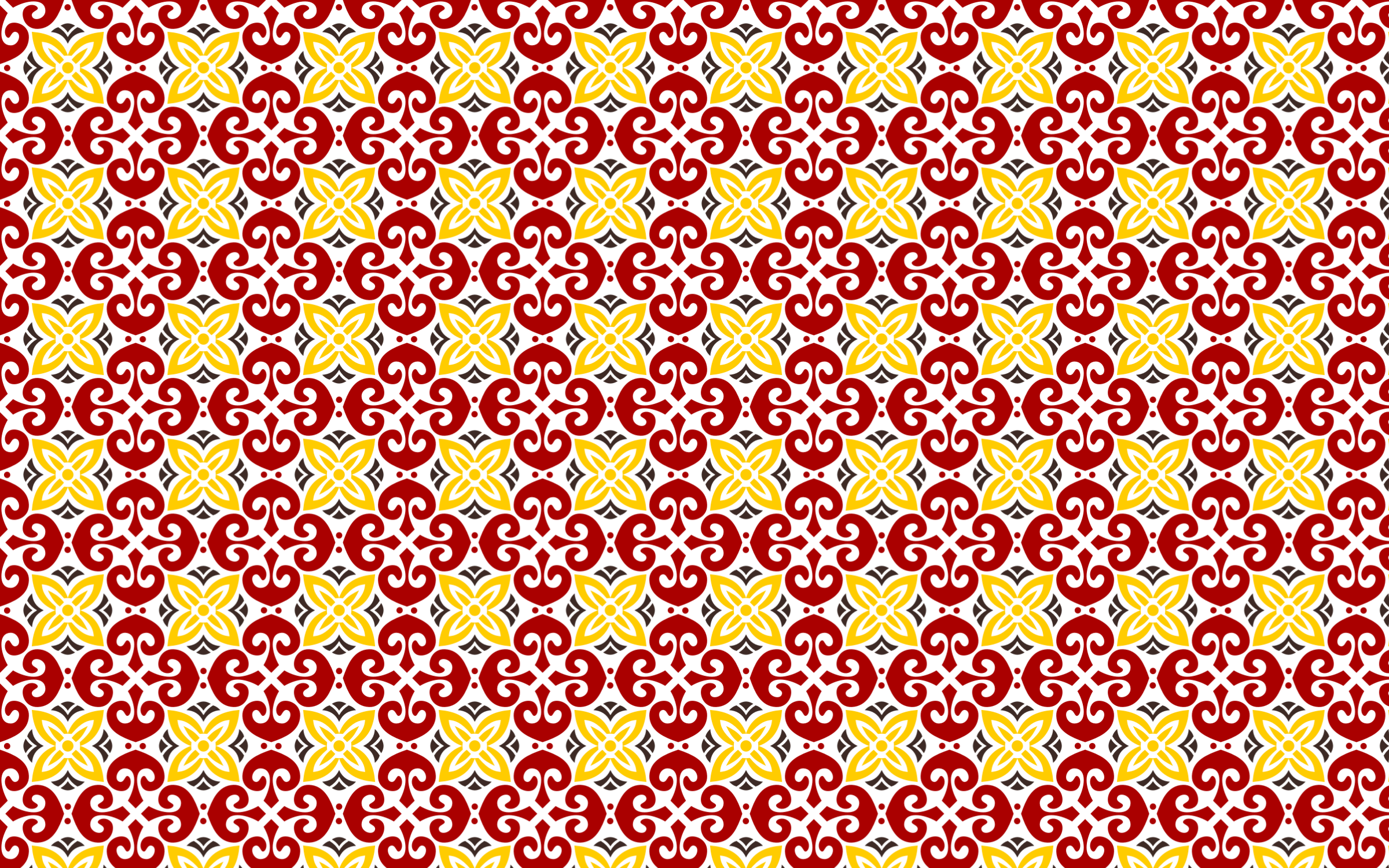 Seamless Gustavo Rezende's Tile Pattern by GDJ
