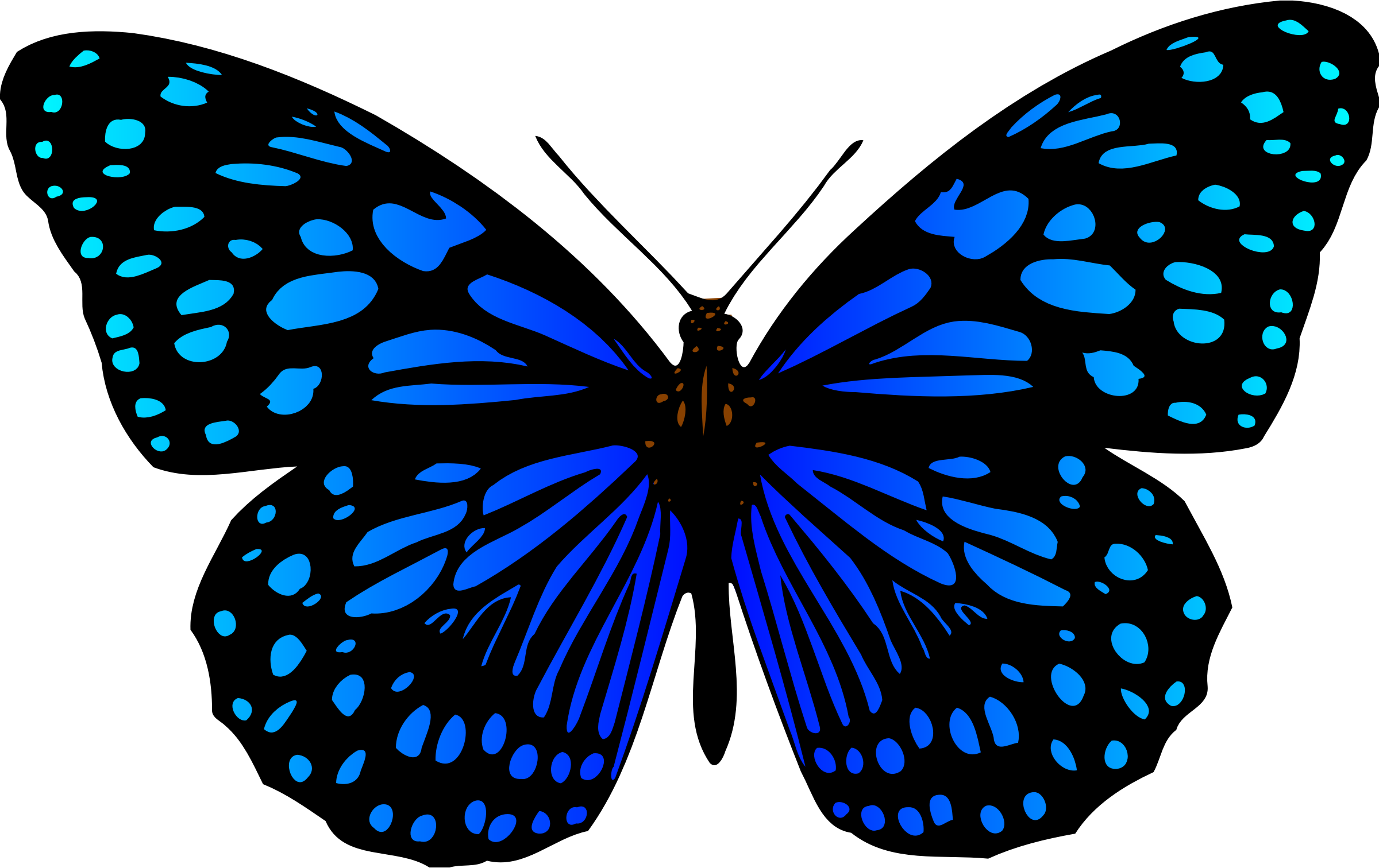 Butterfly 17 (colour 3) by Firkin