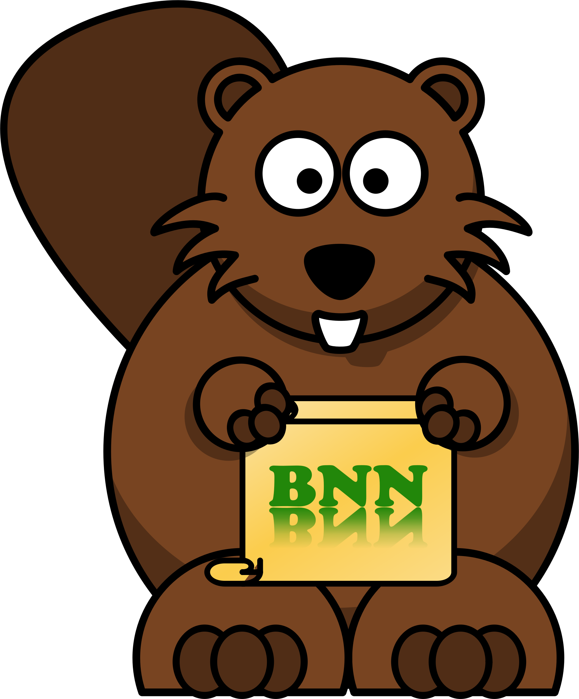 Beaver News Network (remix) by Arvin61r58