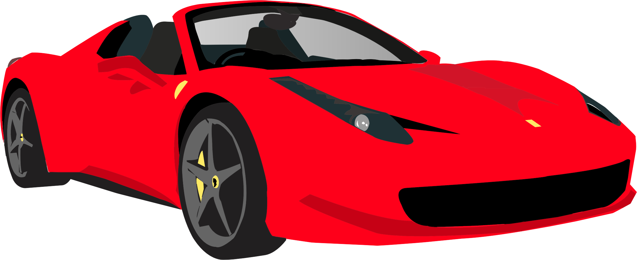 Ferrari f458 Spider by GDJ
