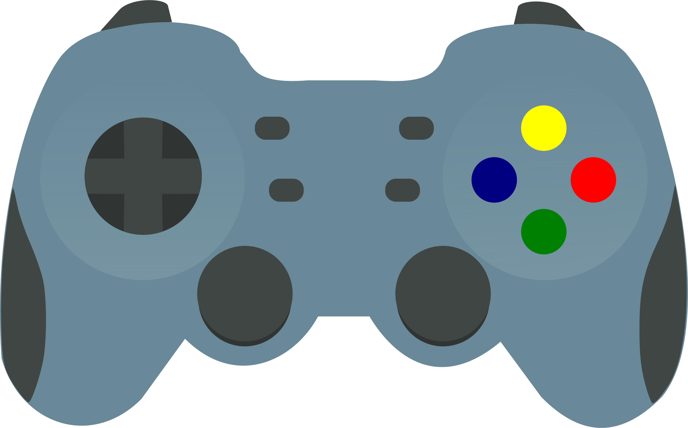 Gamepad by carlosmtnz