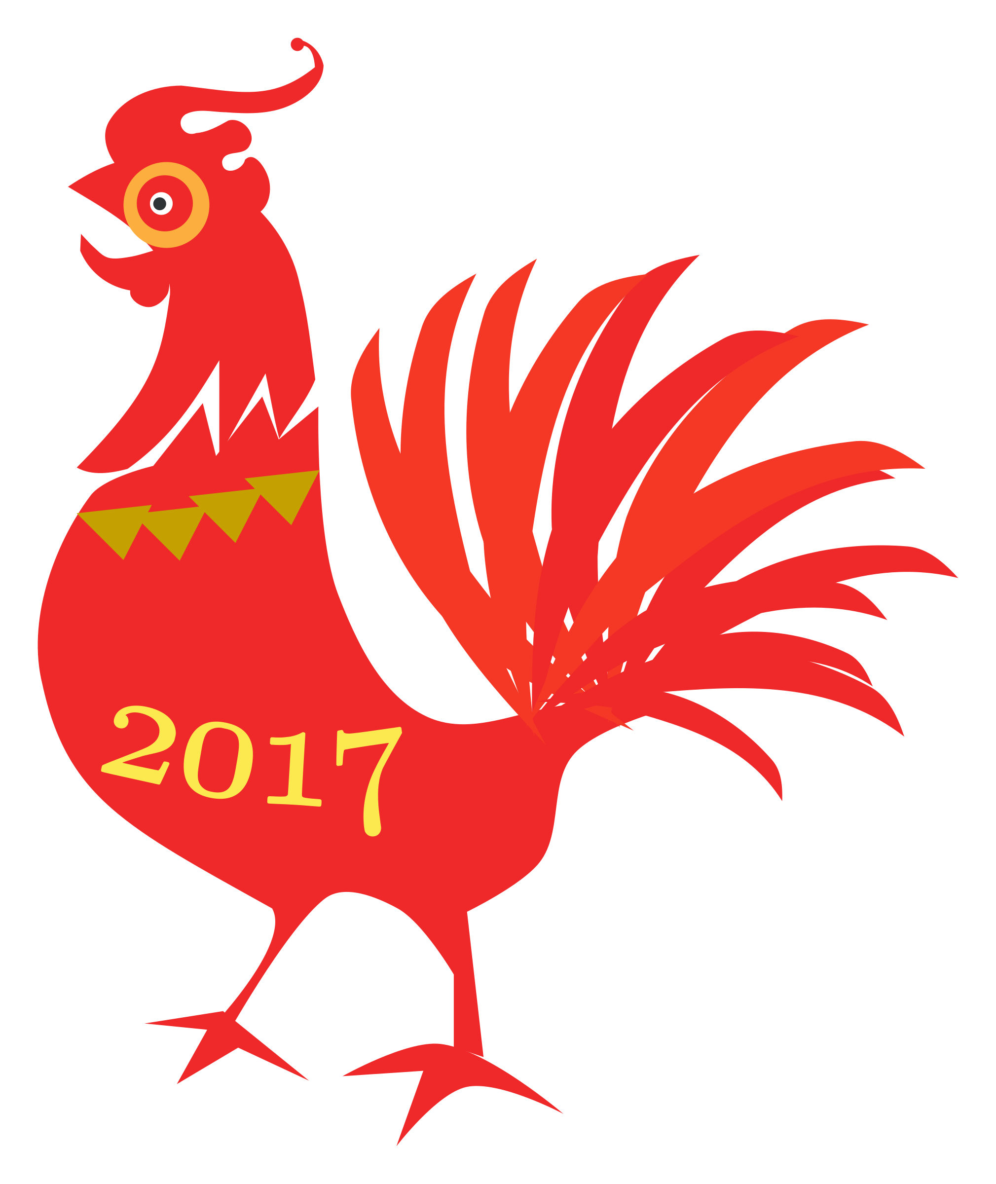 Clipart - Chinese New Year.