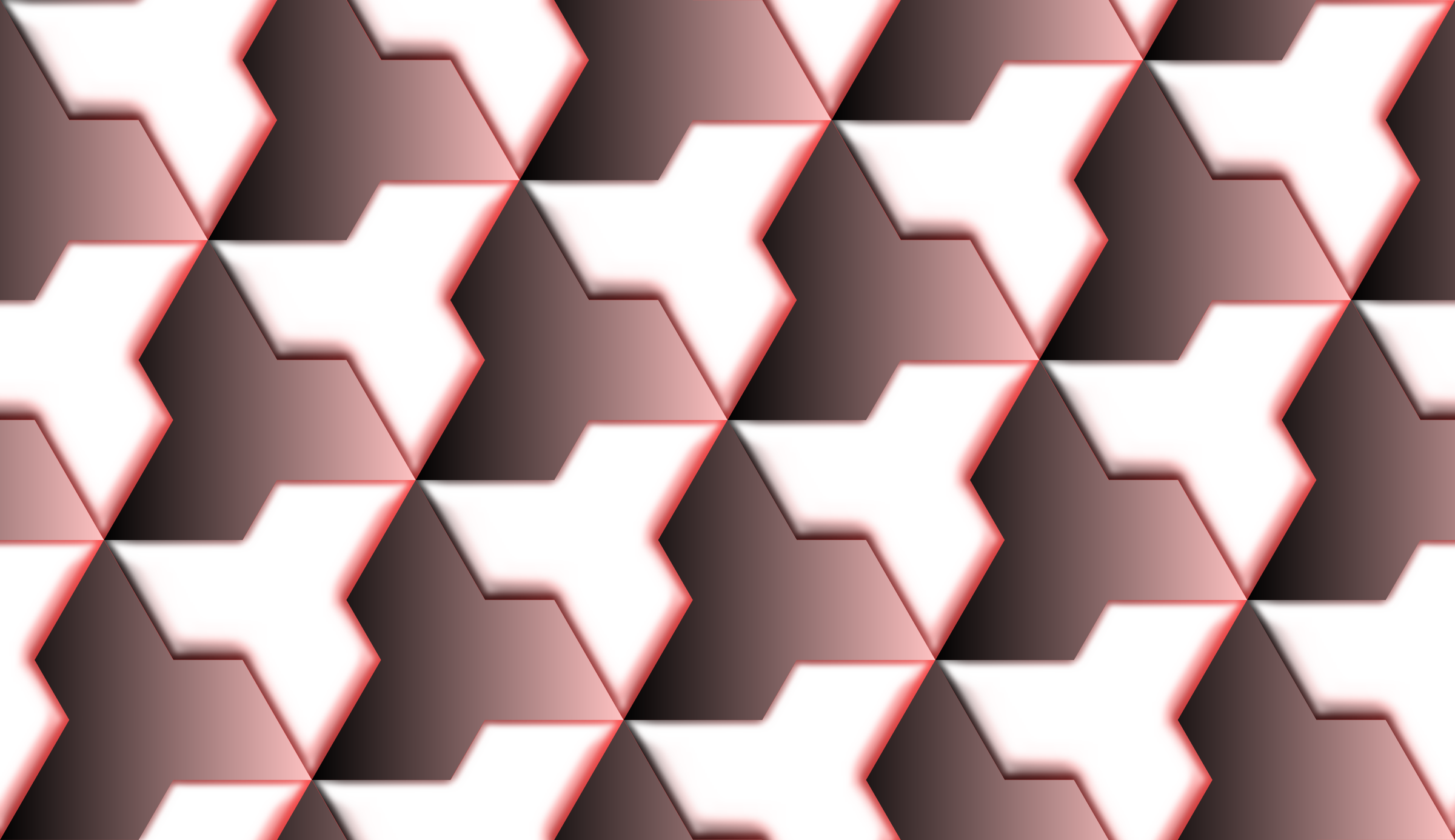 Tessellation 11 (variant 3) by Firkin