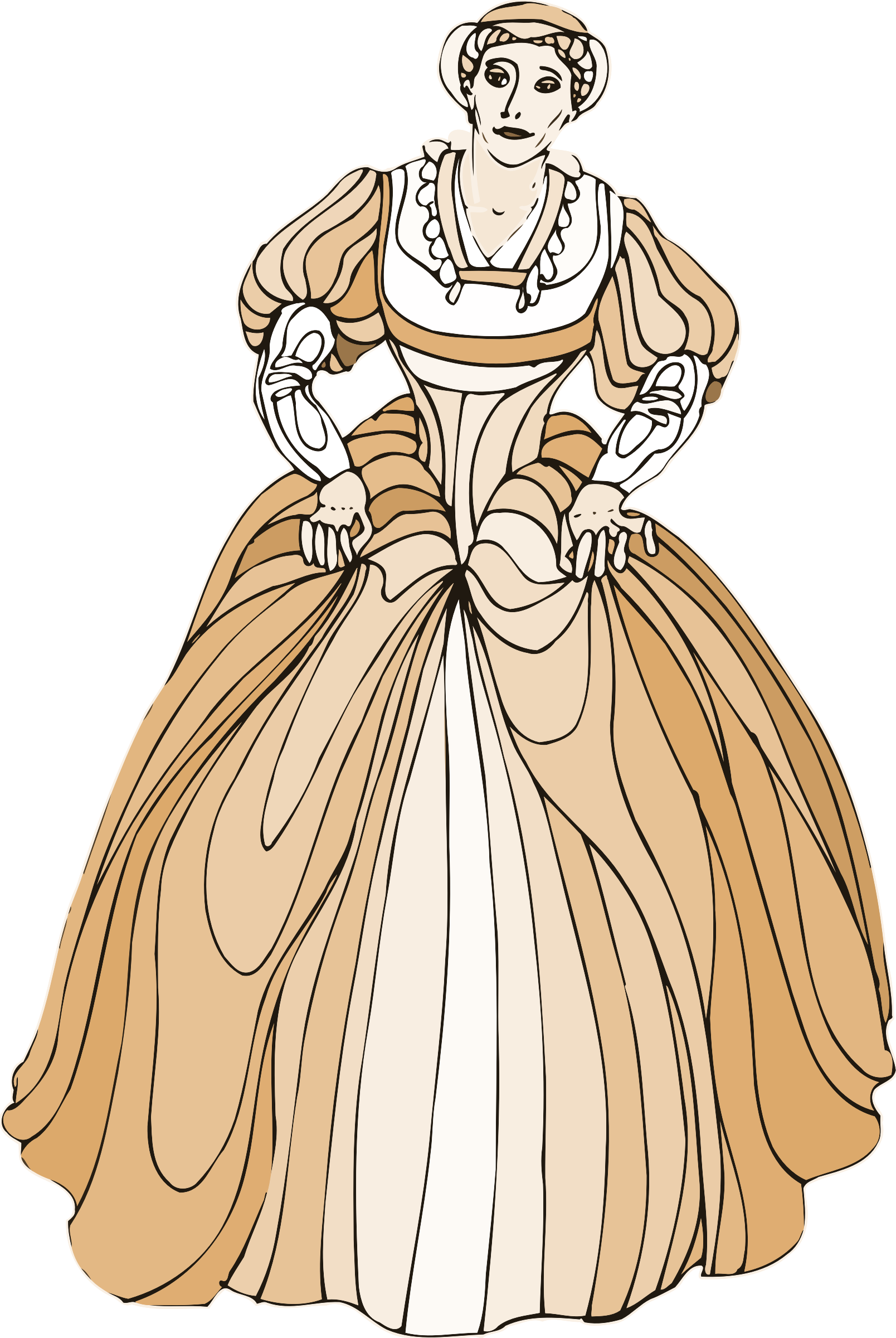 Shakespeare characters - Bianca by Firkin