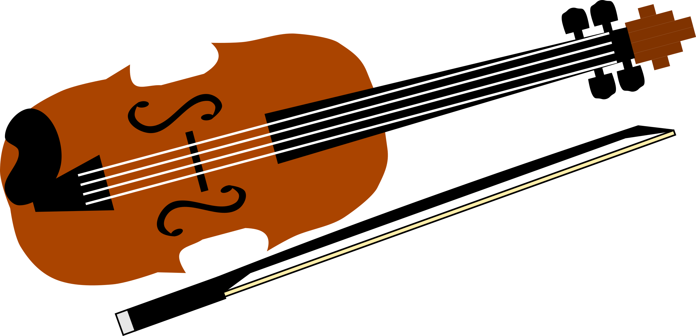 Violin by algotruneman