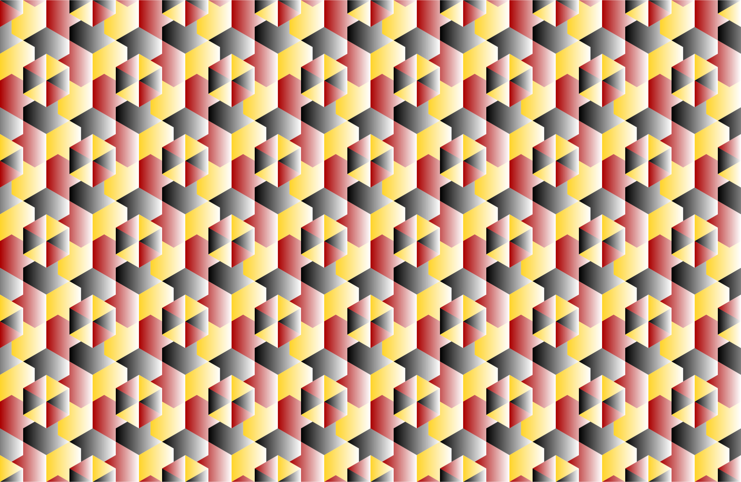 Tessellation 14 variant 1 by Firkin