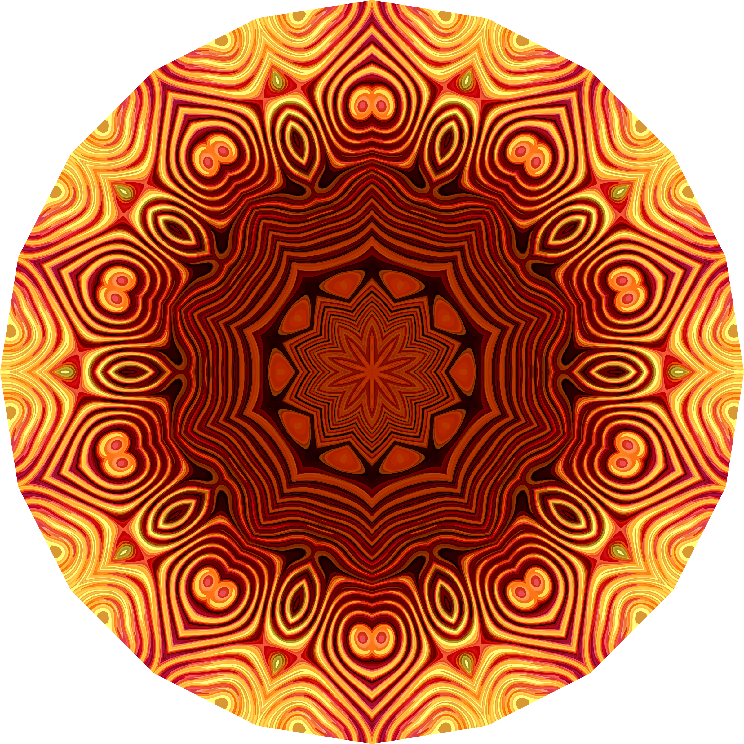Mandala 20 by Firkin