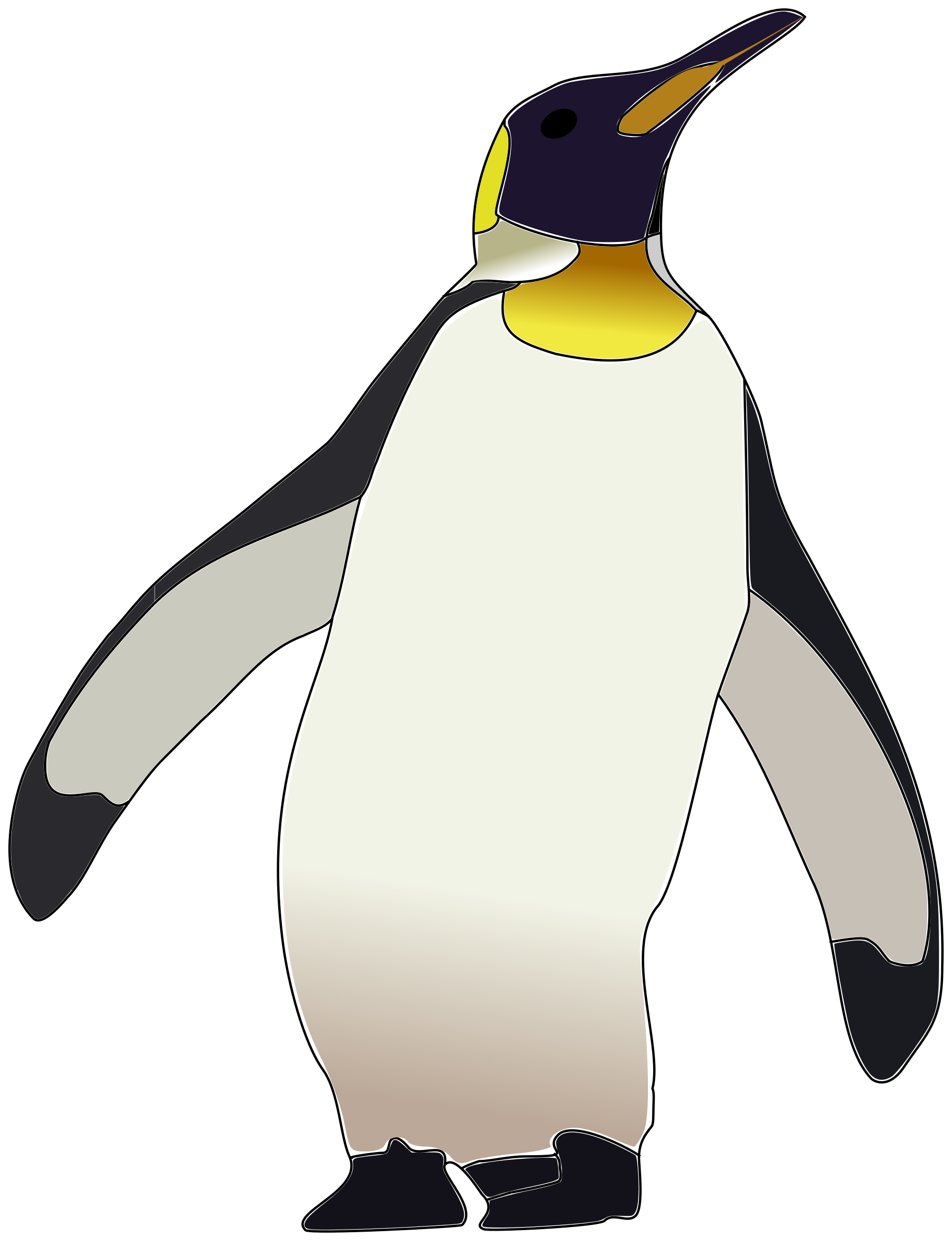 penguin by cprostire