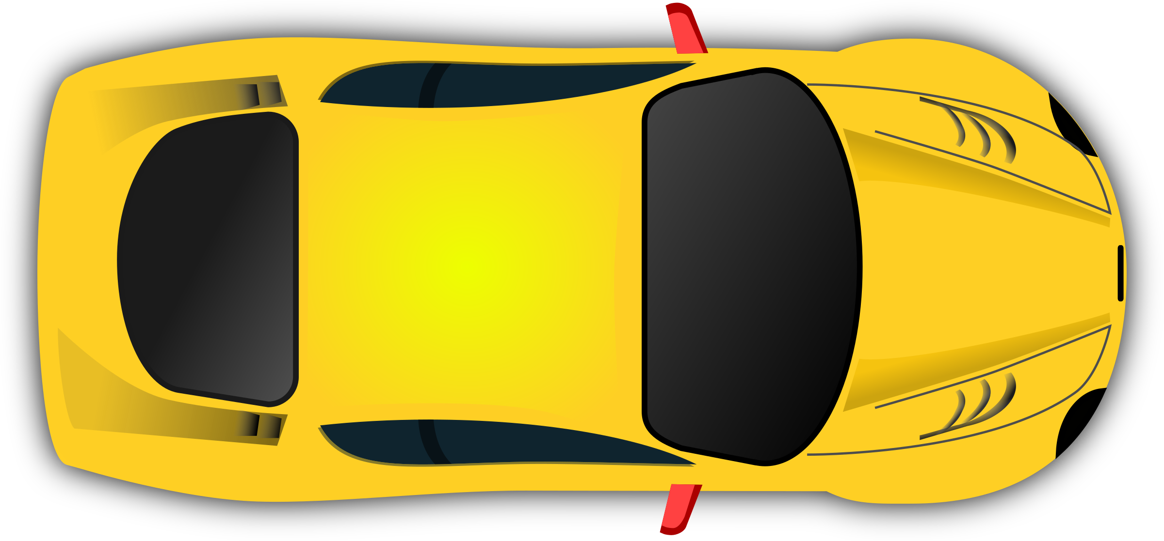 Car Top view remix racing game by monsterbraingames