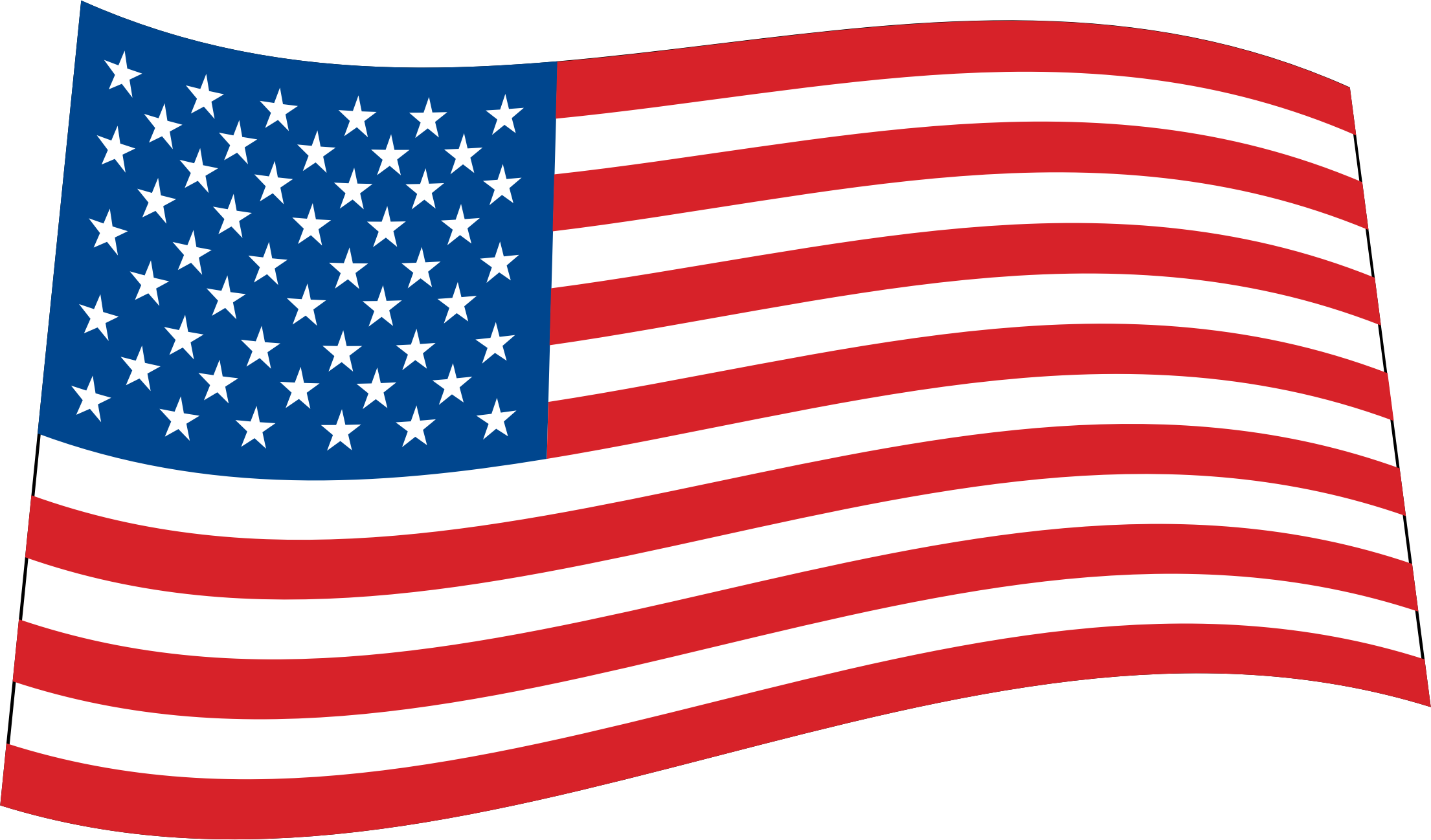 USA Flag by Flying Cloud Design