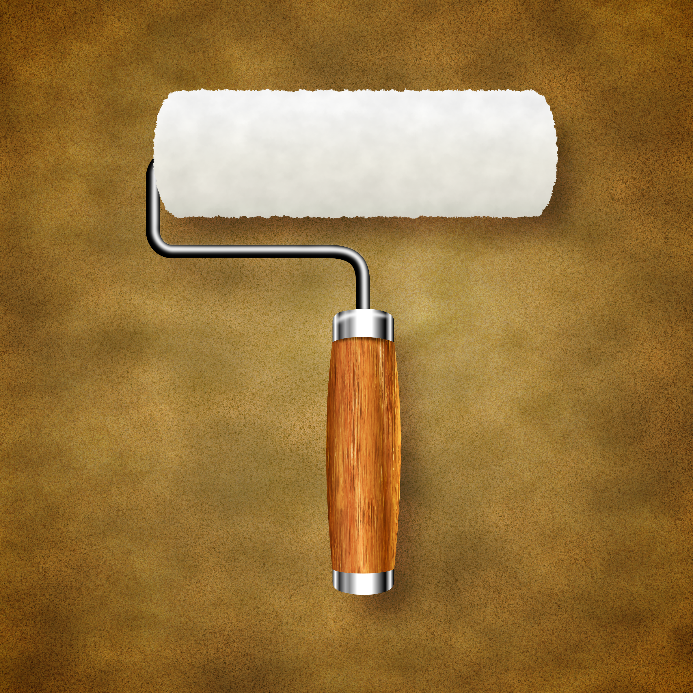 paint roller by Lazur URH