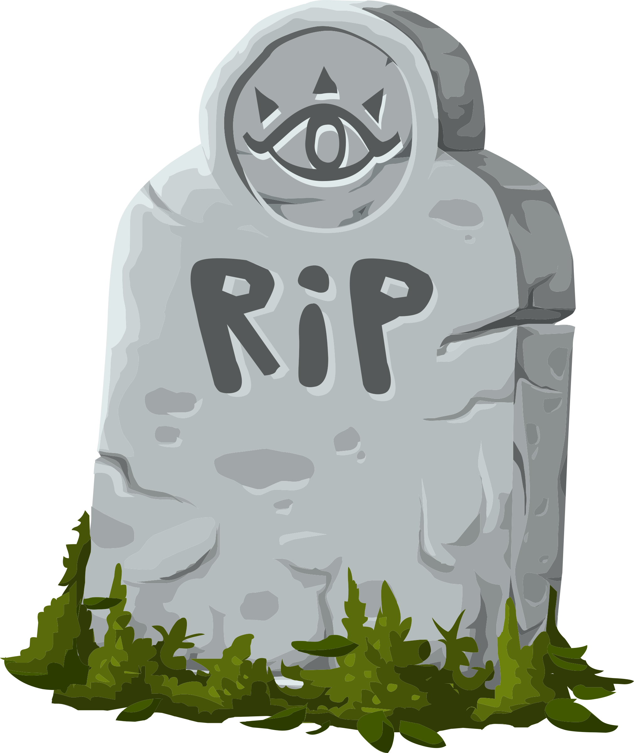 RIP Grave by j4p4n