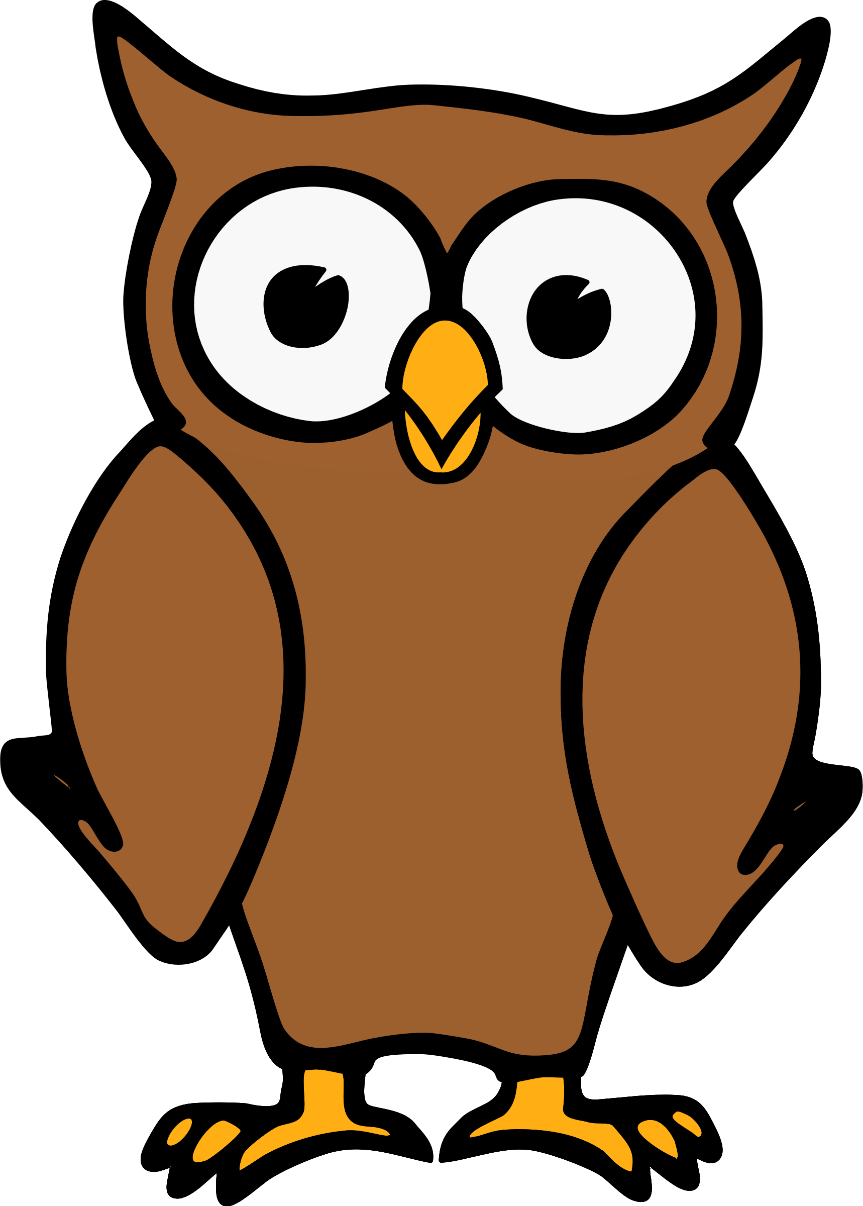 Owl by etourist