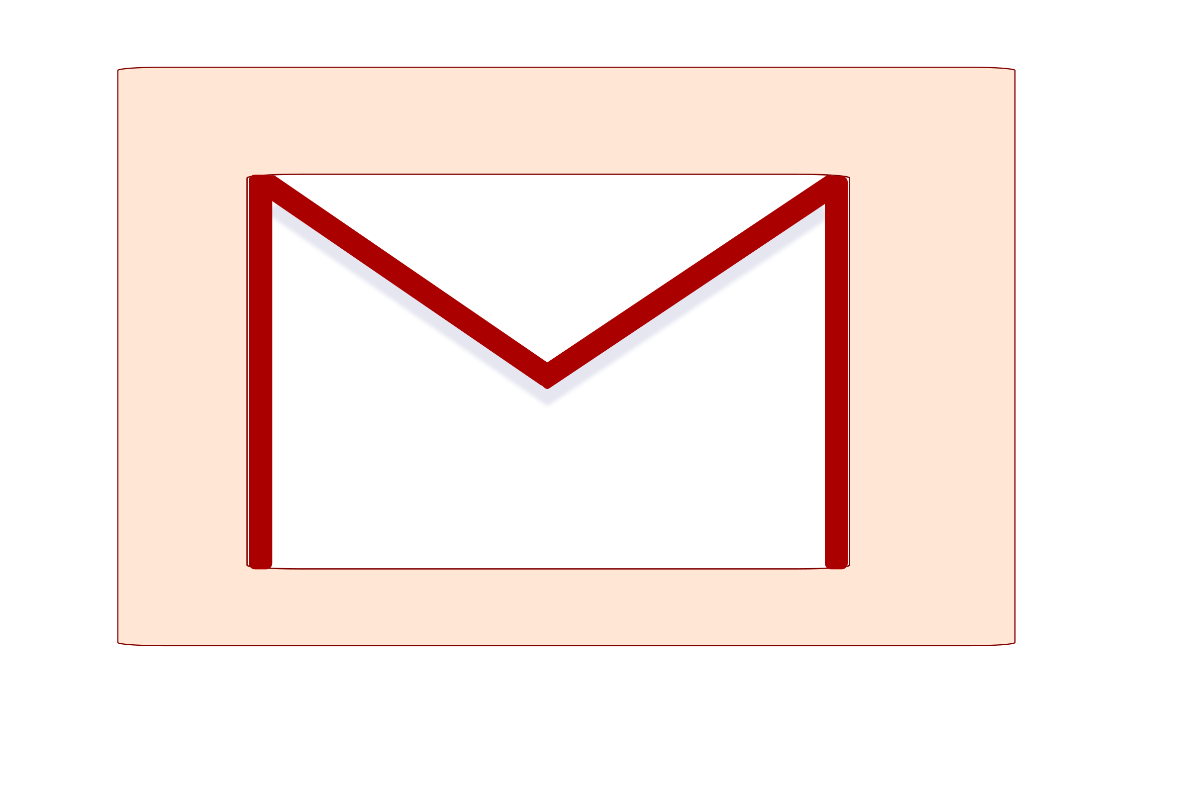 Gmail icon by athithya