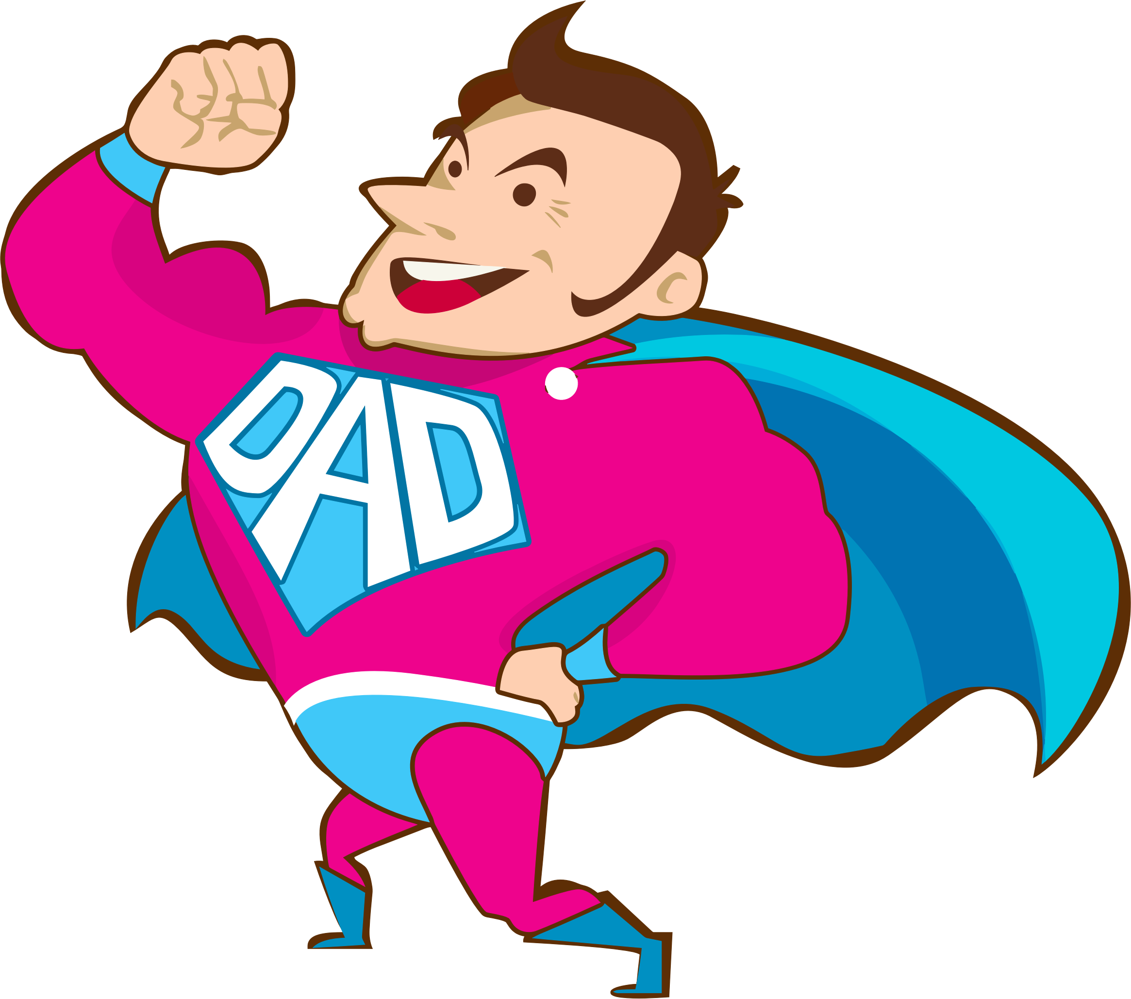 Super Dad 2 by GDJ