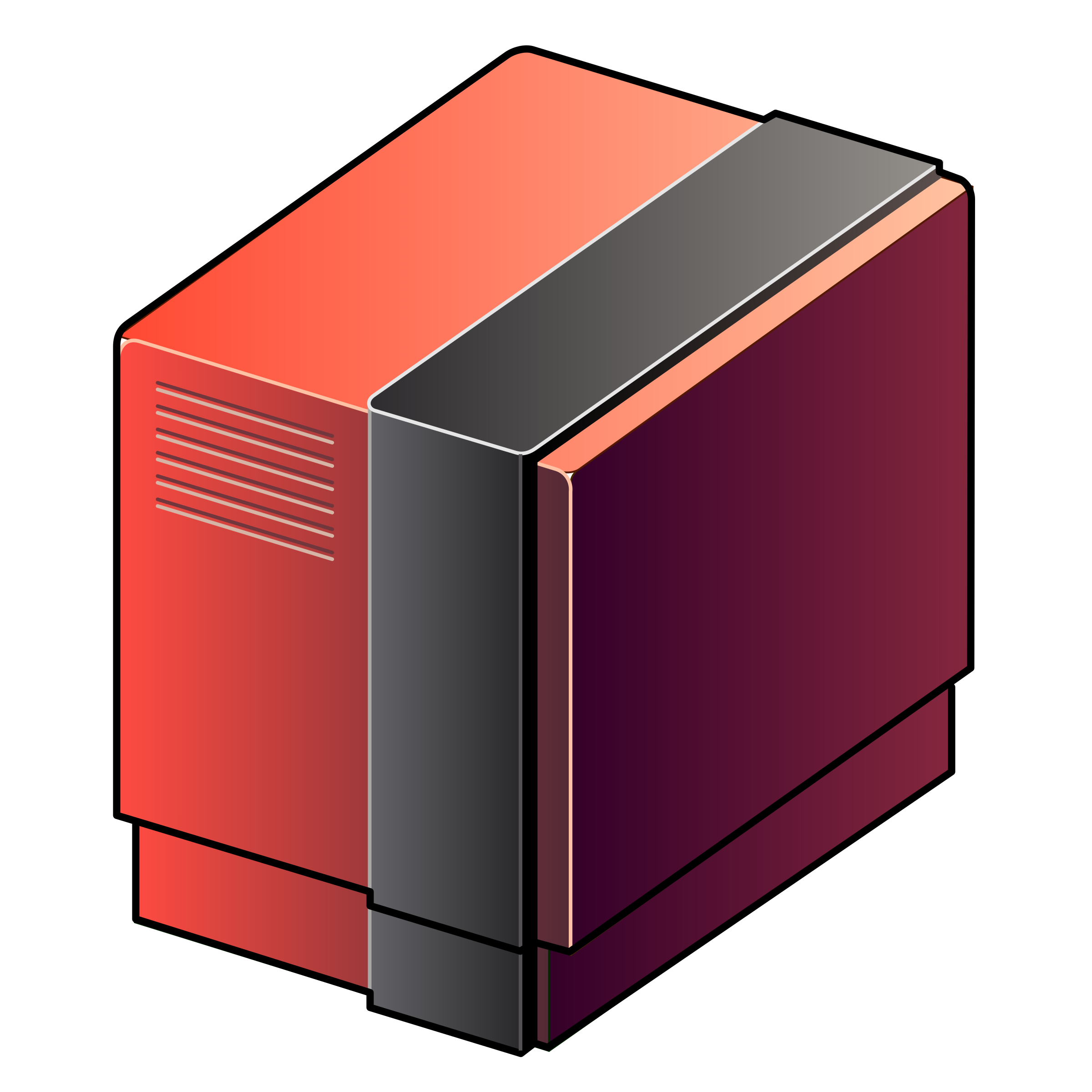 Silicon Graphics Crimson by 星球