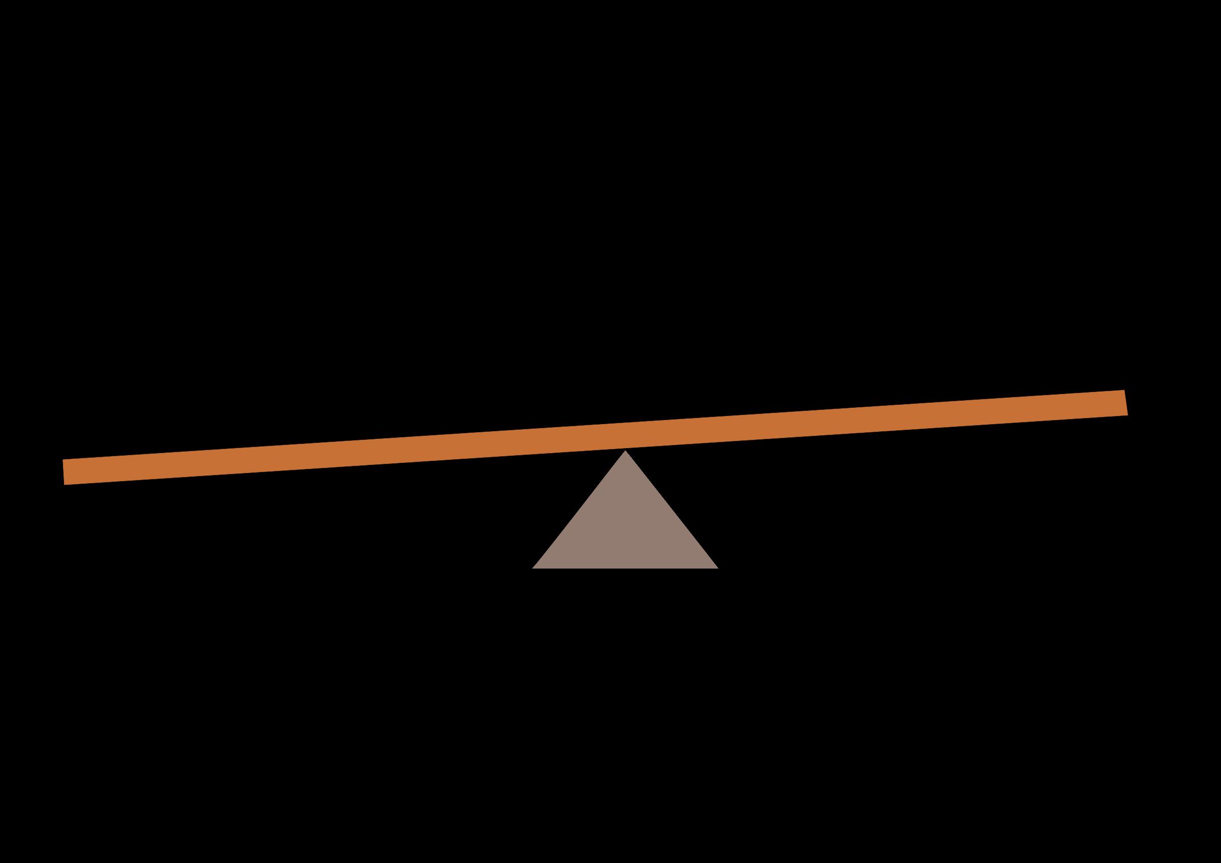 Clipart - Balance