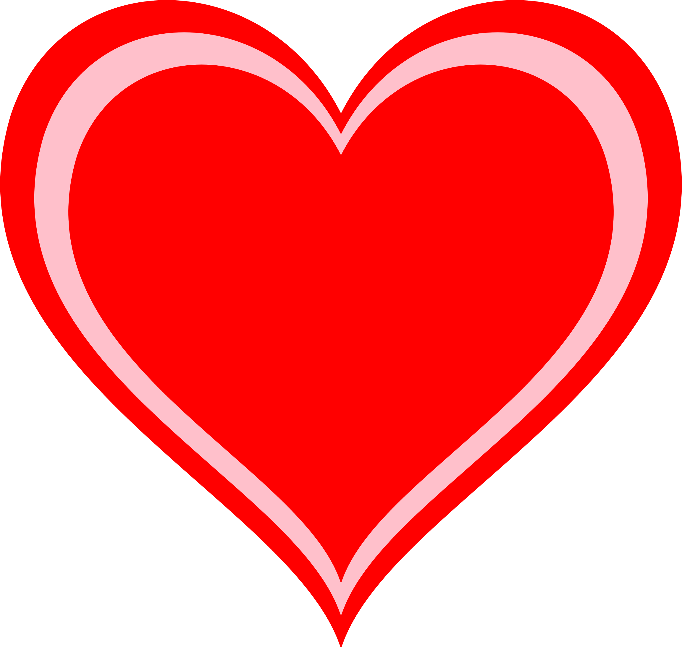 Big Heart Clipart Big Heart Drawing Clipart Best Big