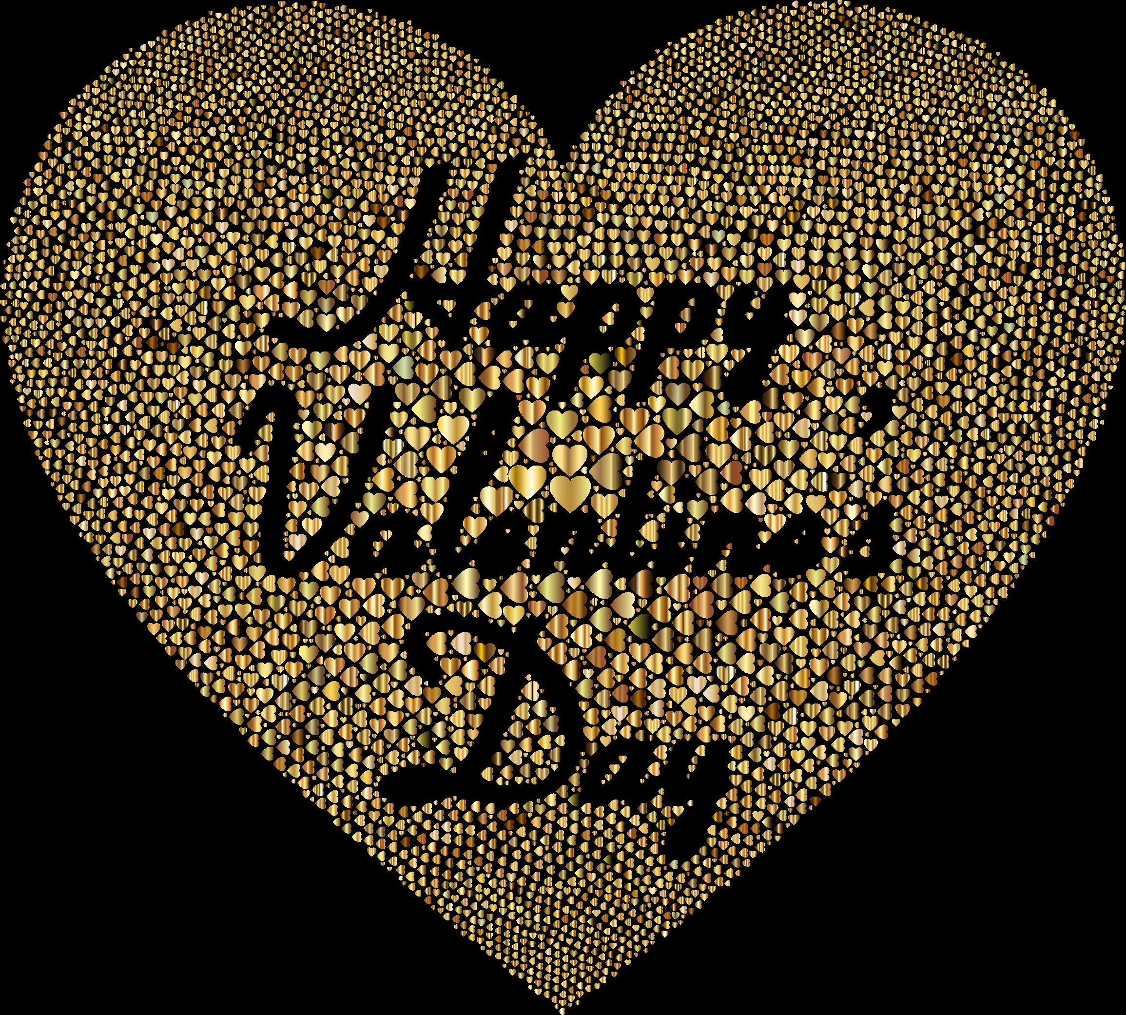 Clipart Happy Valentines Day 5 No Background