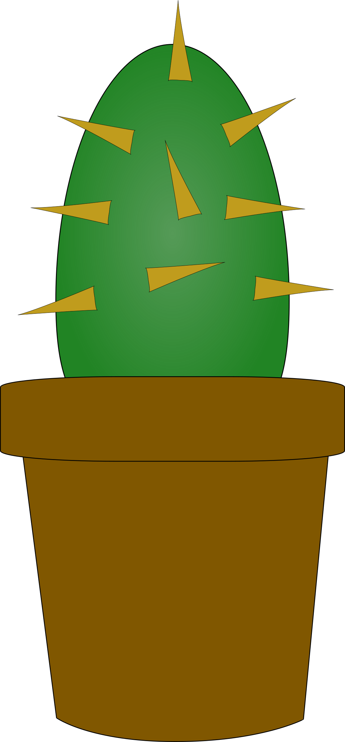 cactus1 by Machovka