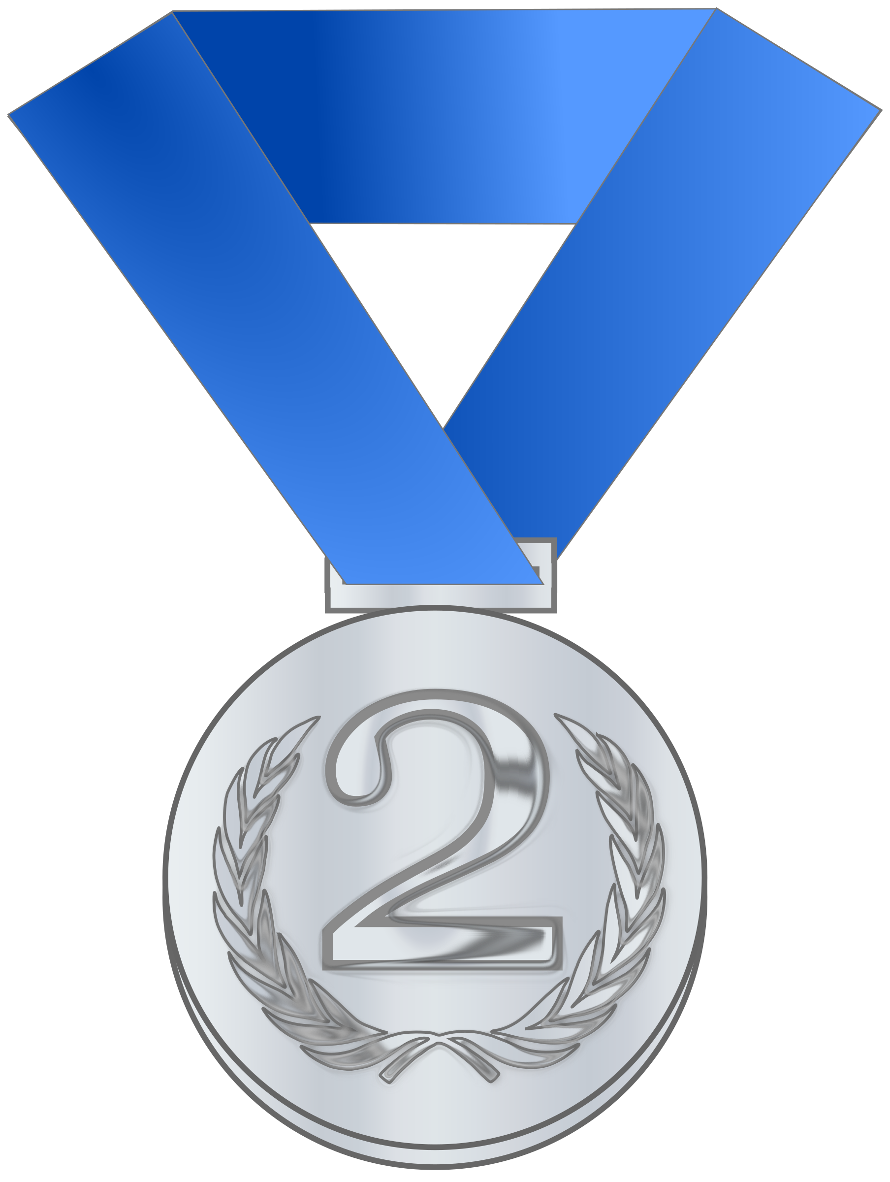 Silver medal / award by Juhele