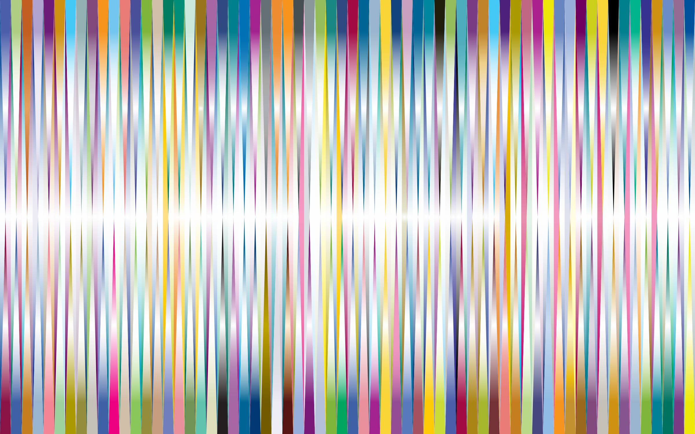 Stylized Striped Background 3 by GDJ