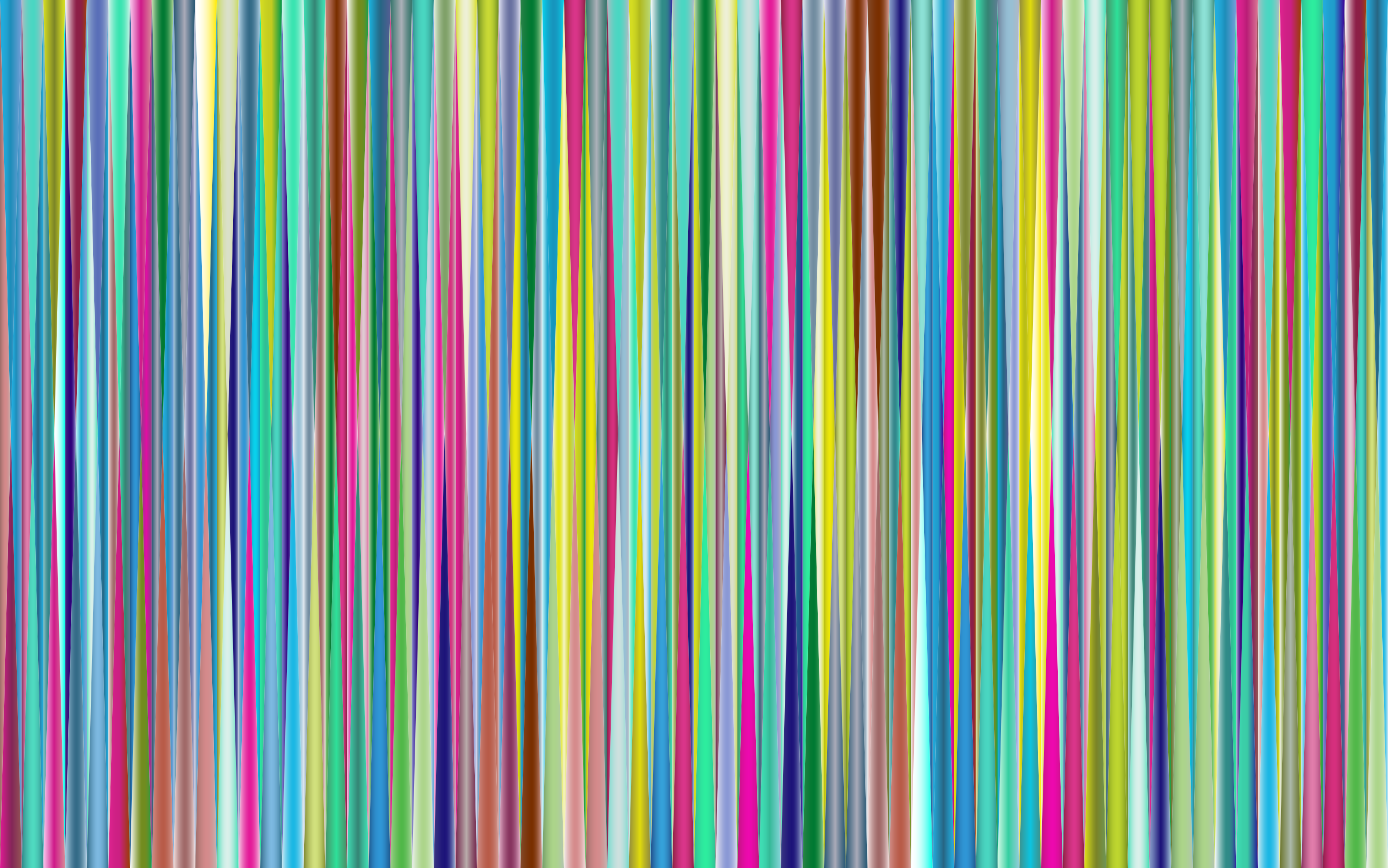 Stylized Striped Background 4 by GDJ