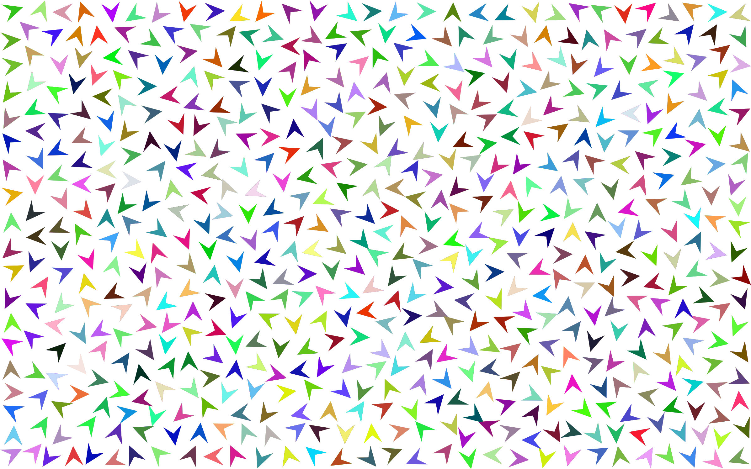 Prismatic Pointers Background by GDJ