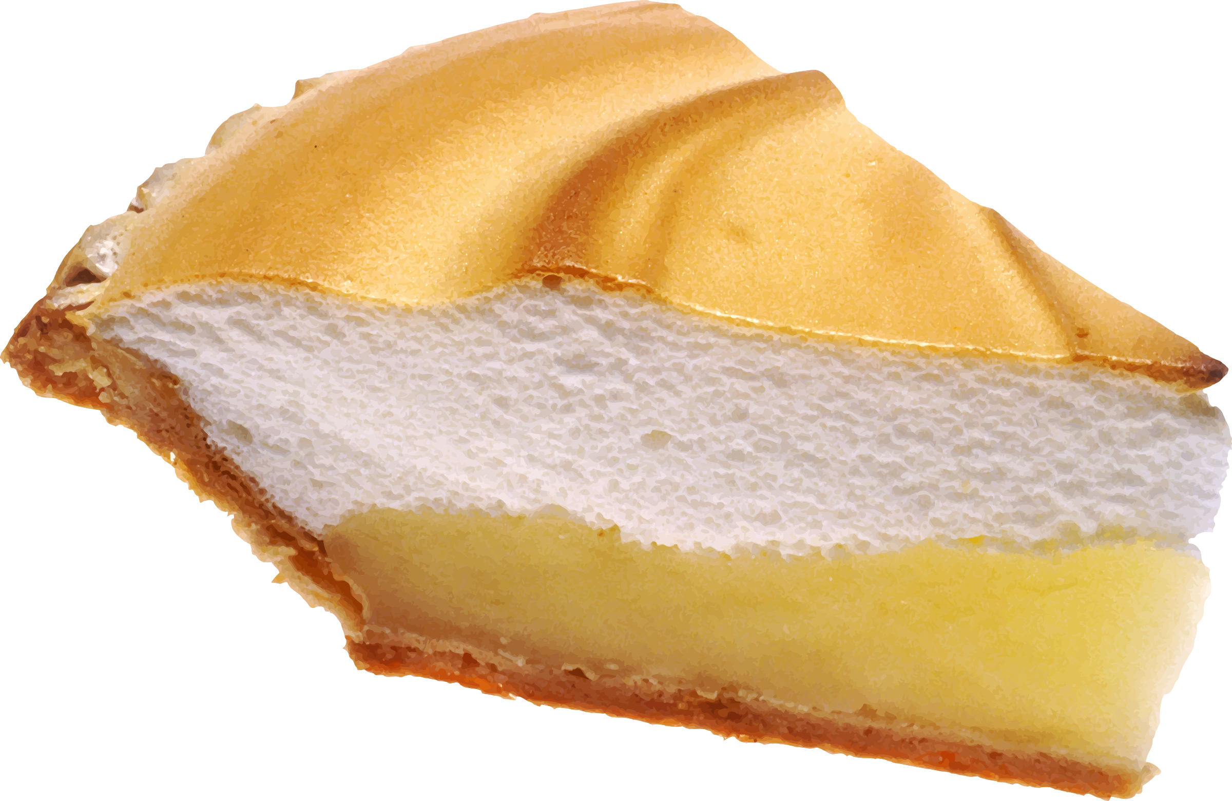 Lemon meringue pie by Firkin
