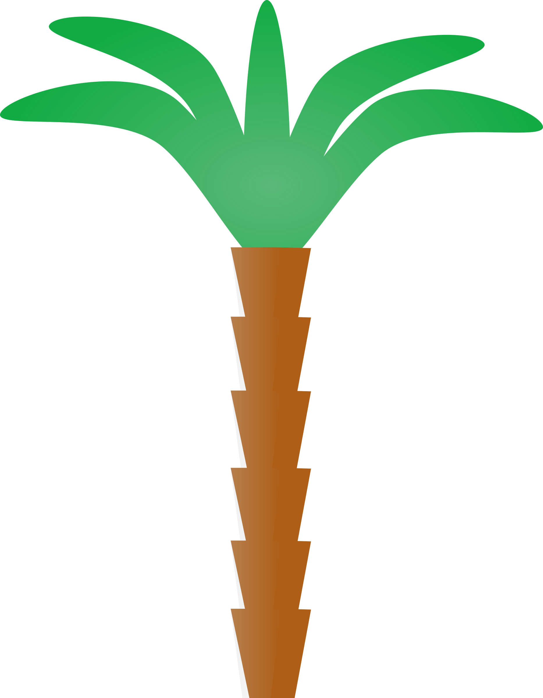 palm by Machovka