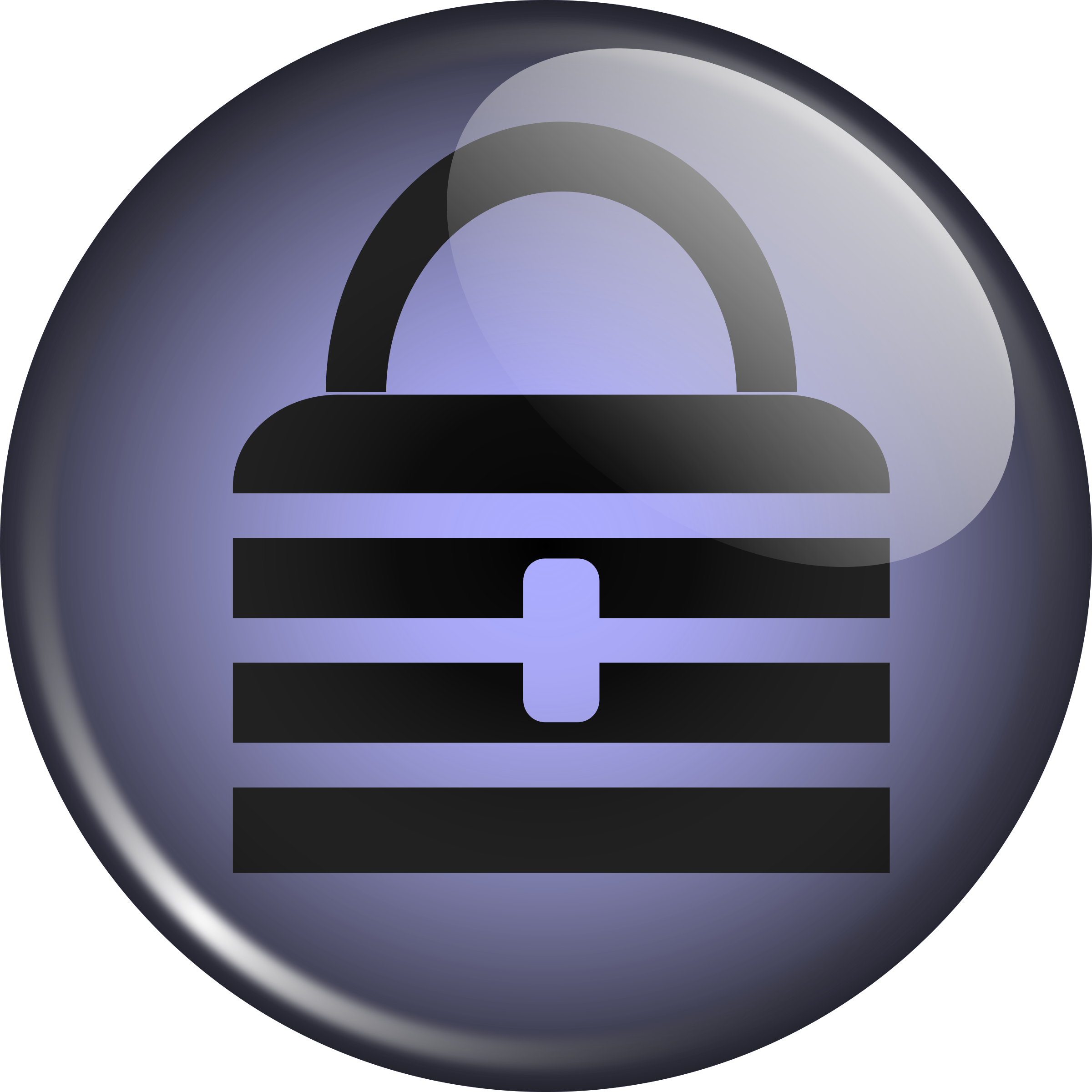 Keepass dock icon by coredump