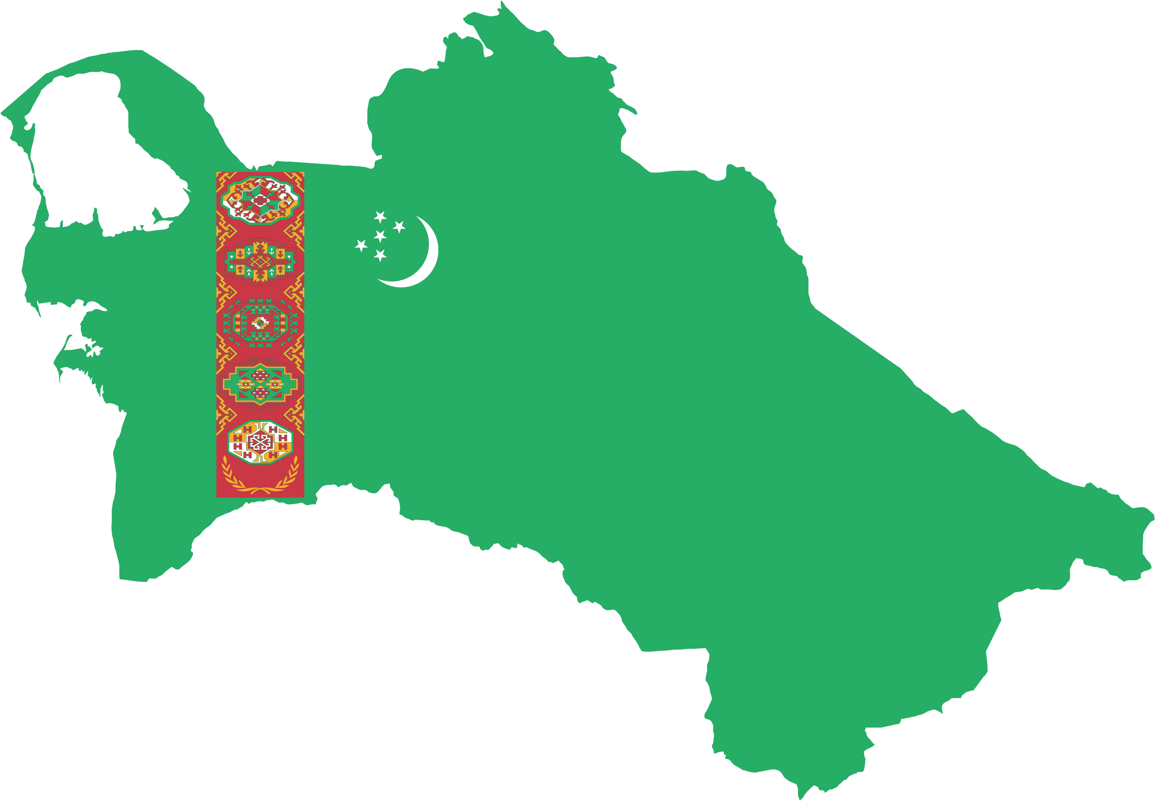 about physical map with Turkmenistan Map Flag on Frente Maritimo furthermore 8229393567 besides Geography likewise Rusko  mapa additionally Mapa Fisico.
