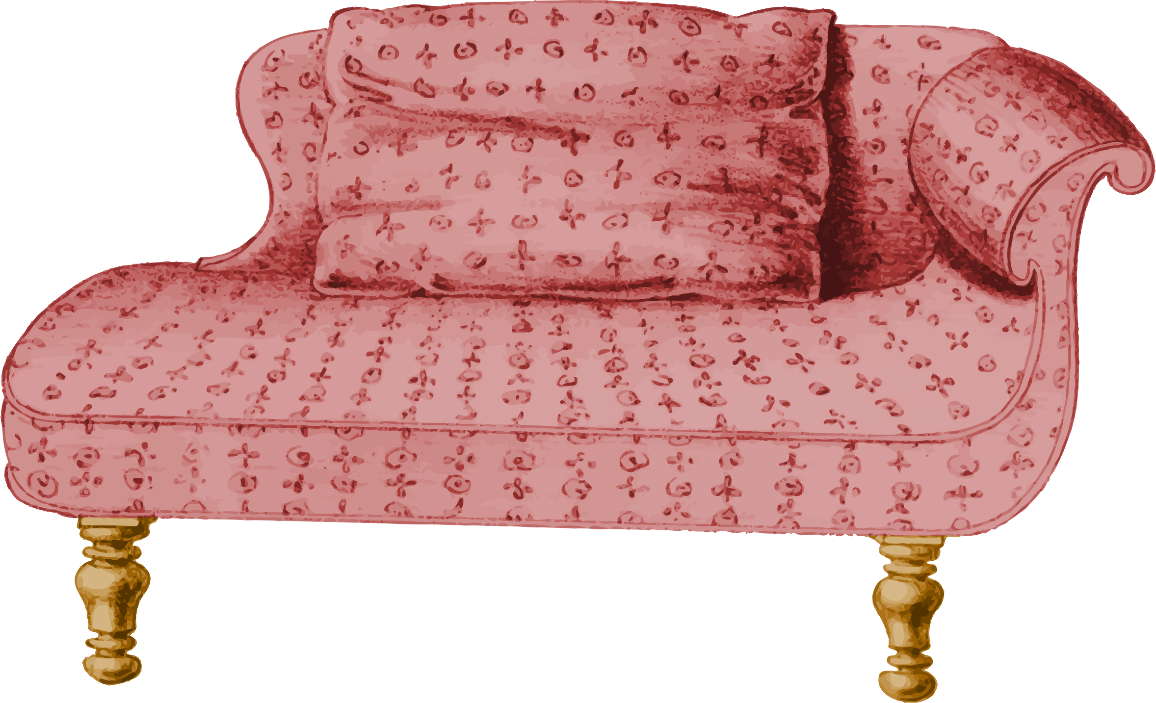 Chaise longue by Firkin