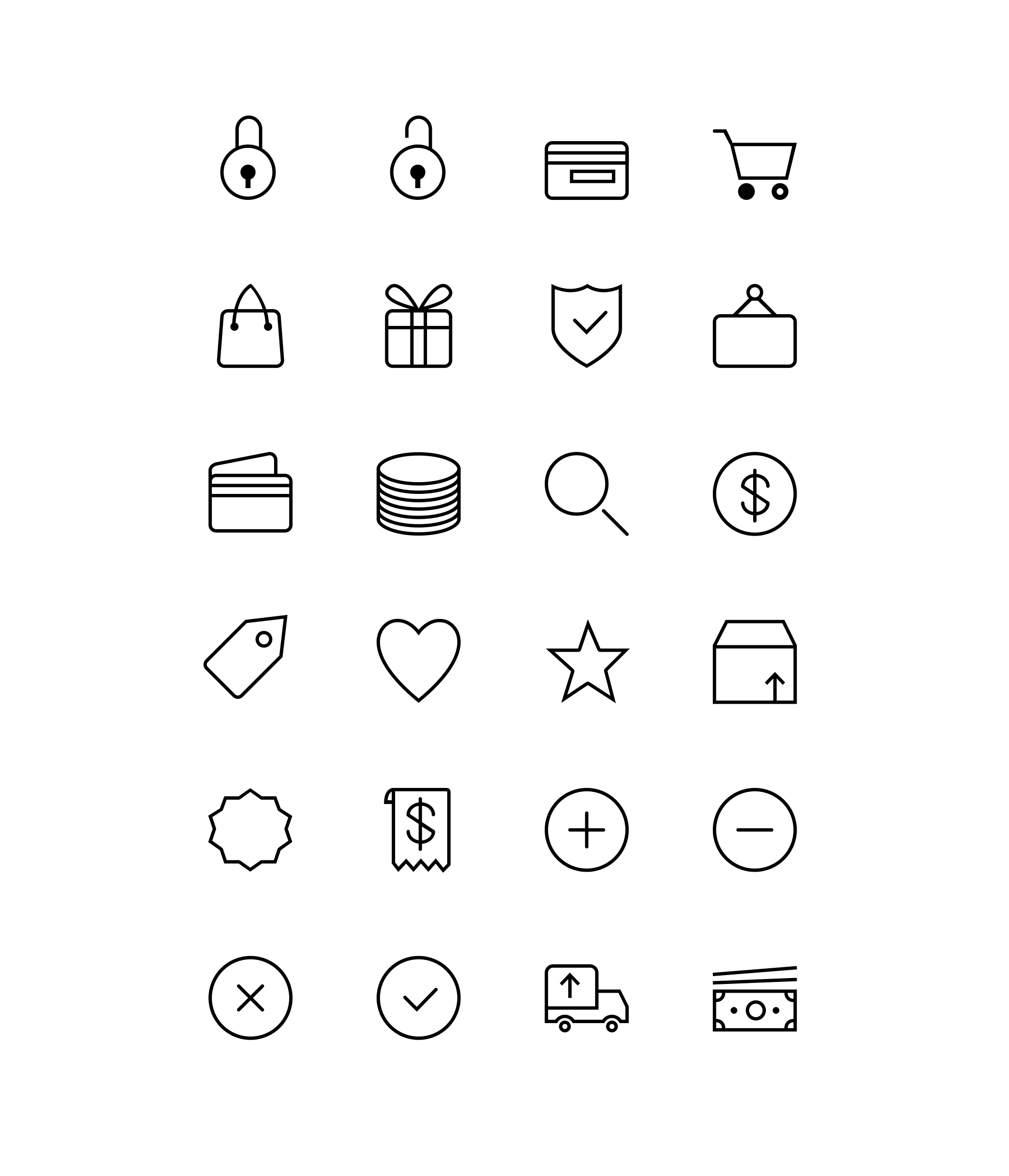 line icons by getwell