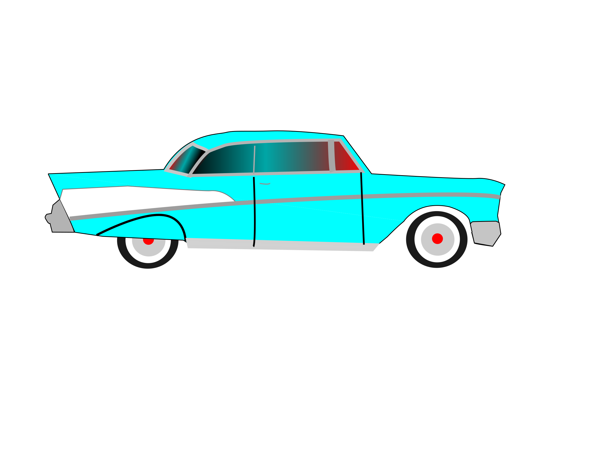 Chevrolet Bel Air by Vojtax