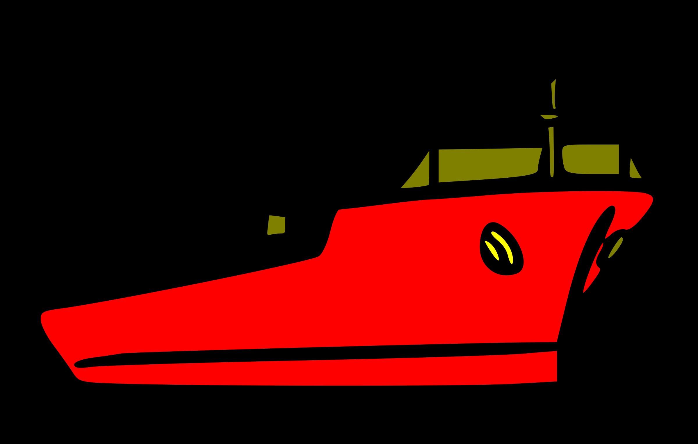 Clipart Barco Carguero