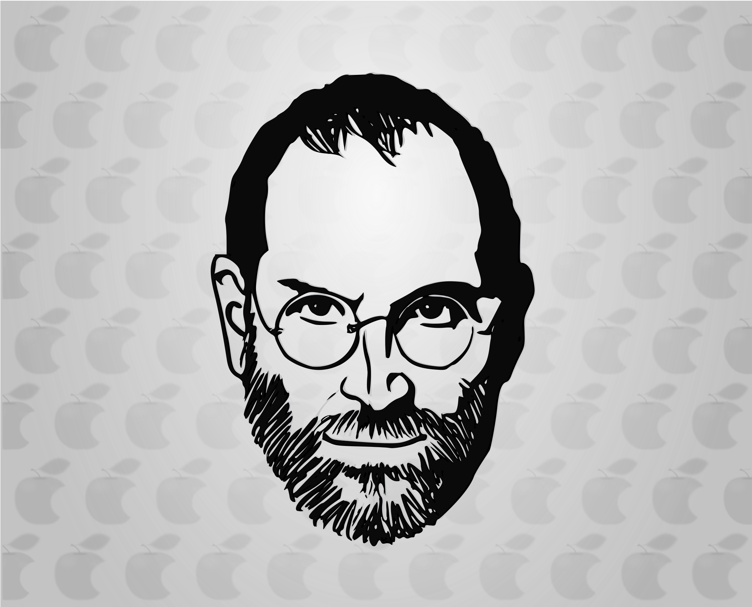 steve jobs by slv850