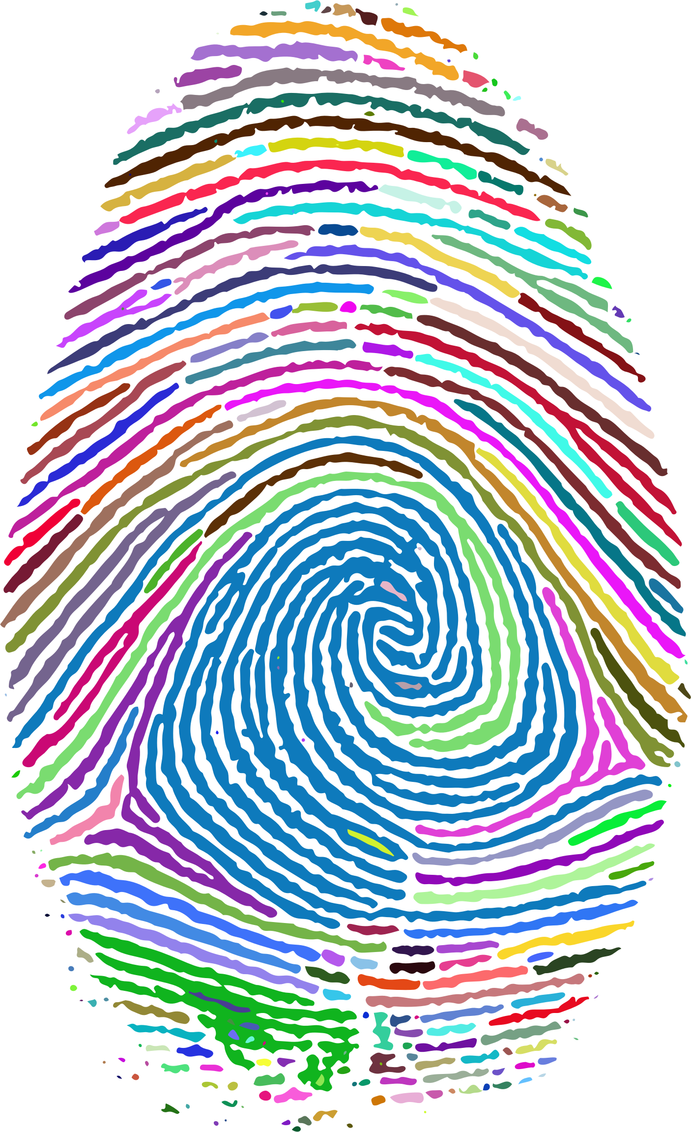 Prismatic Fingerprint by GDJ