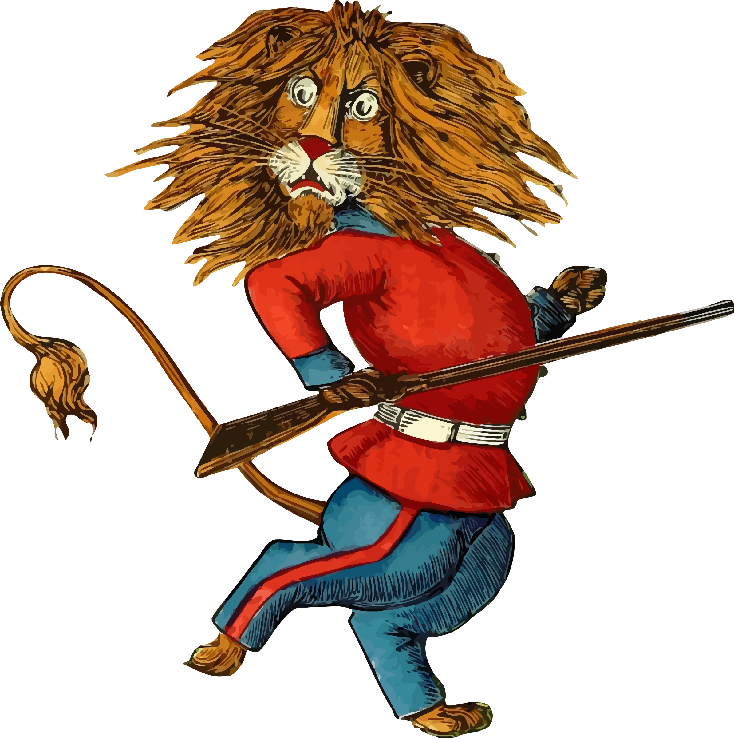 British lion by Firkin
