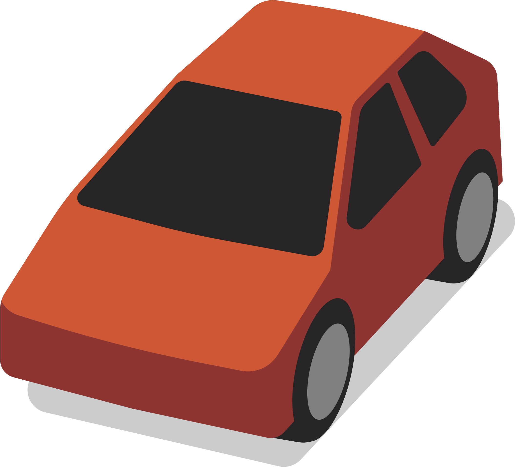 3D Car by Exocet