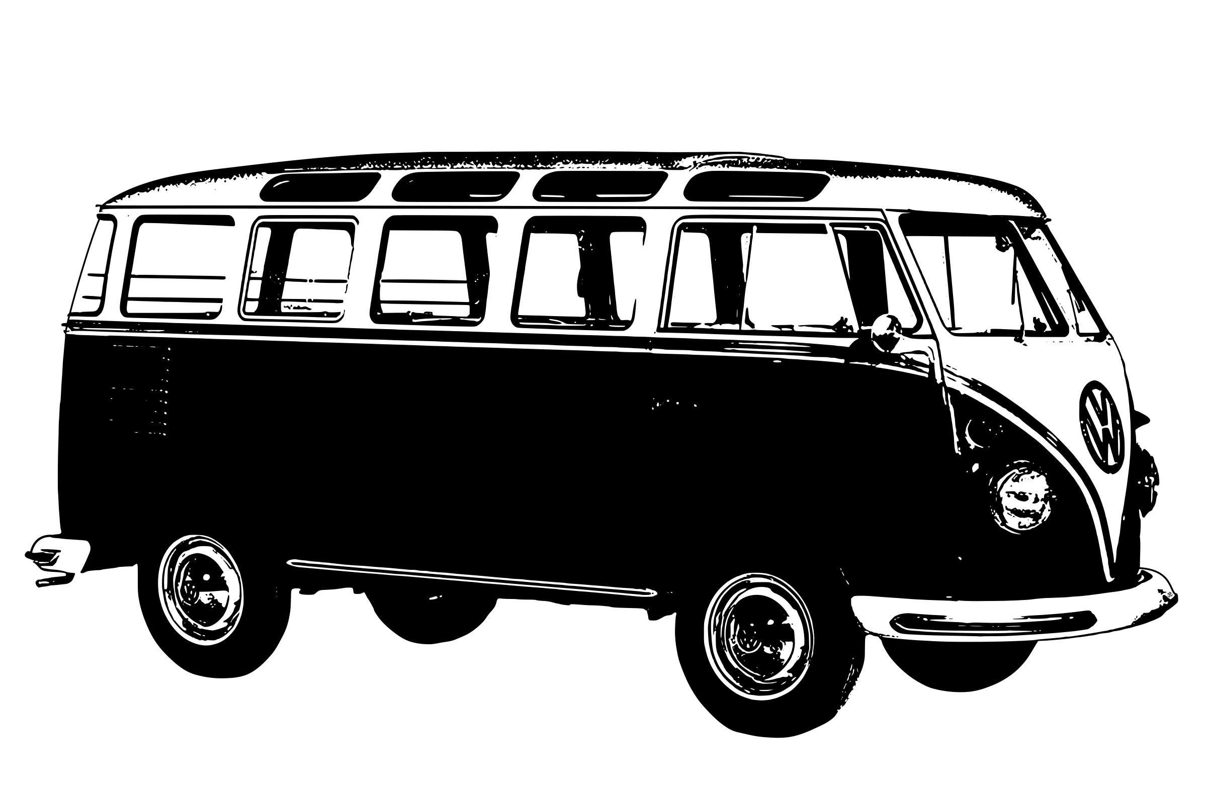 Volkswagen T1 – Type 2 by laftello