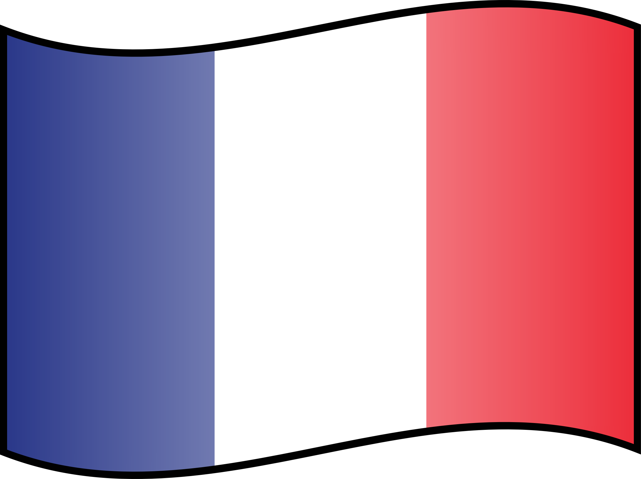 Icon Flag of France by GangandInfographie