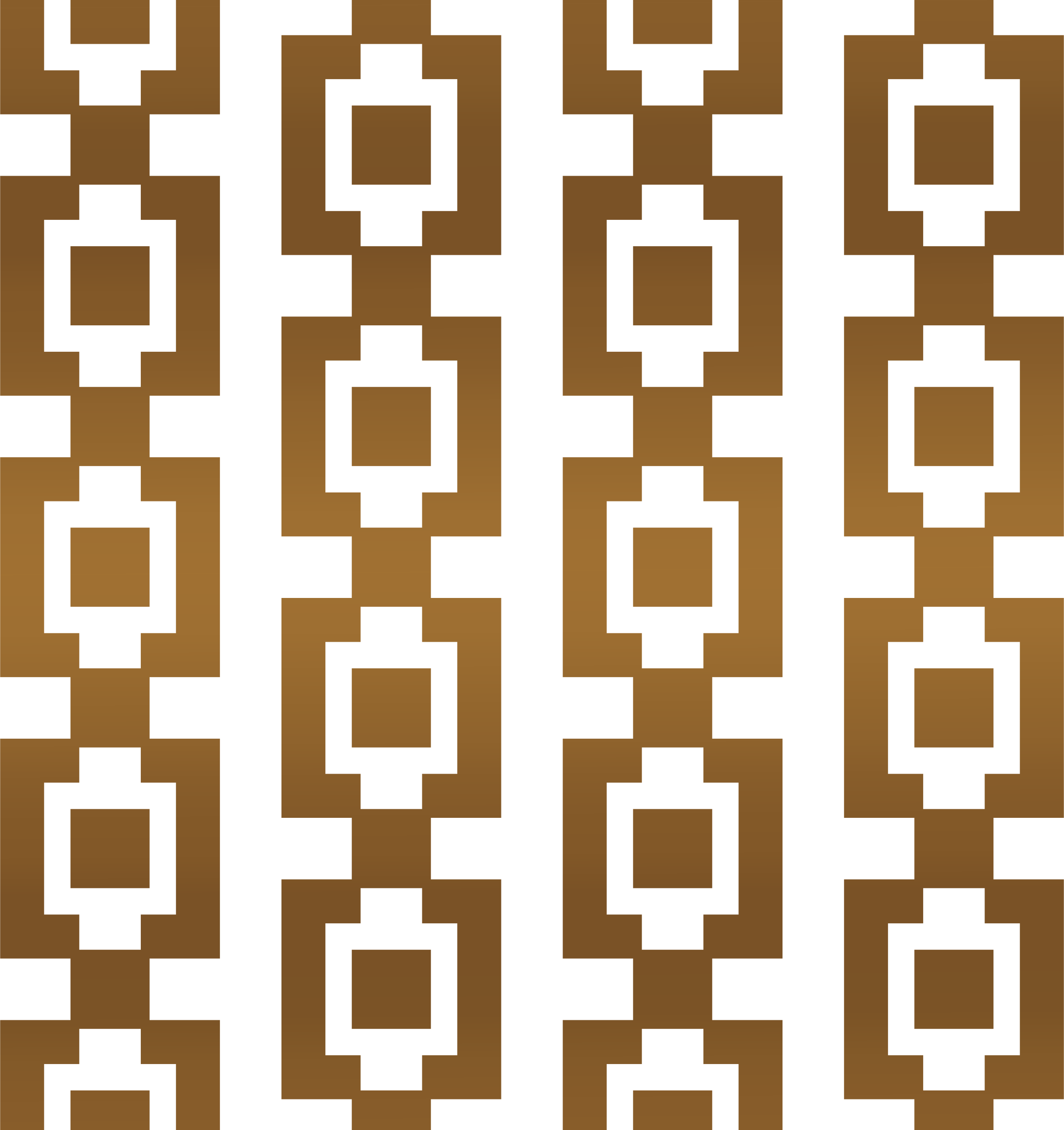 Bronze Square Pattern by Arvin61r58