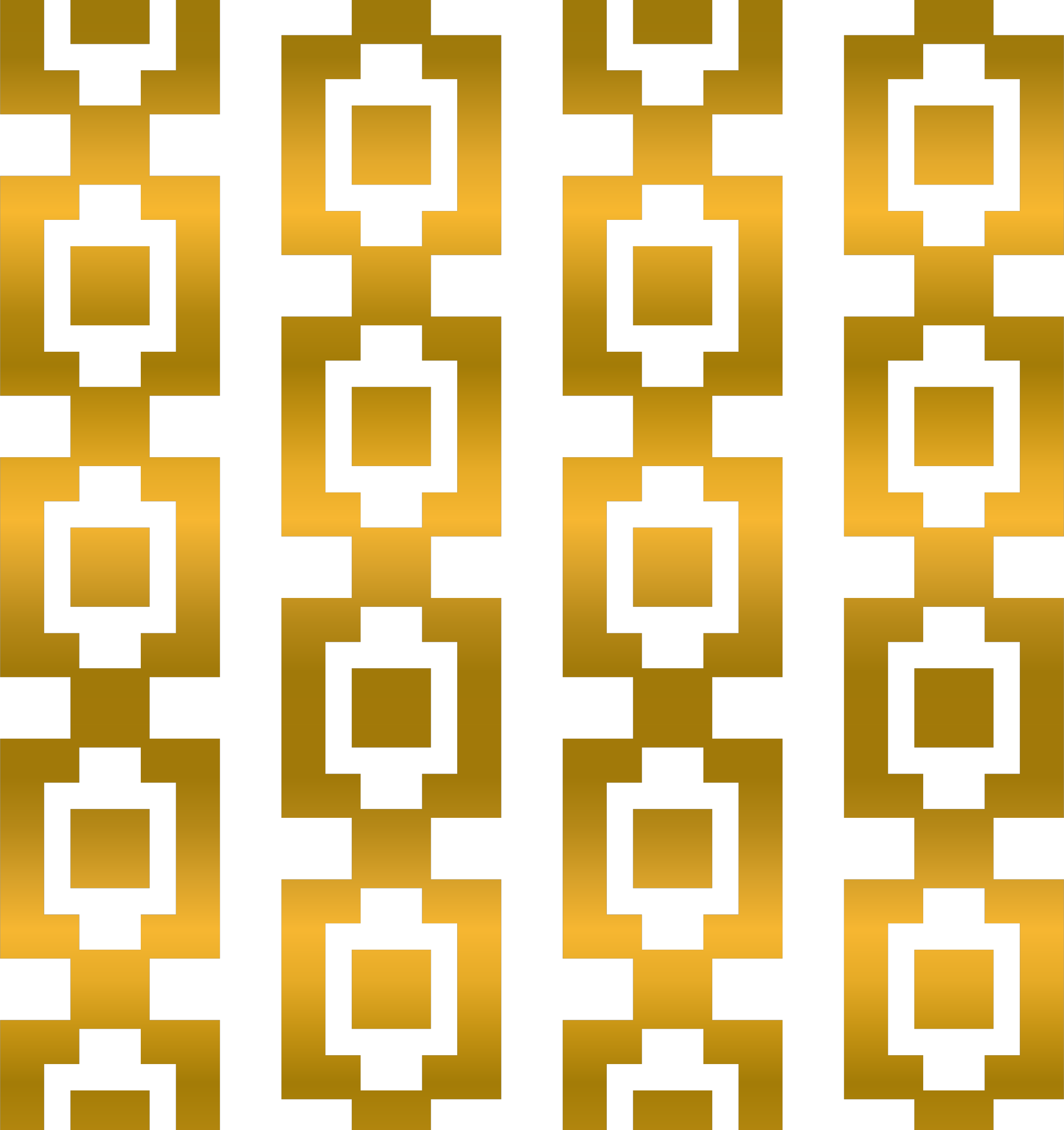 Brass Square Pattern by Arvin61r58